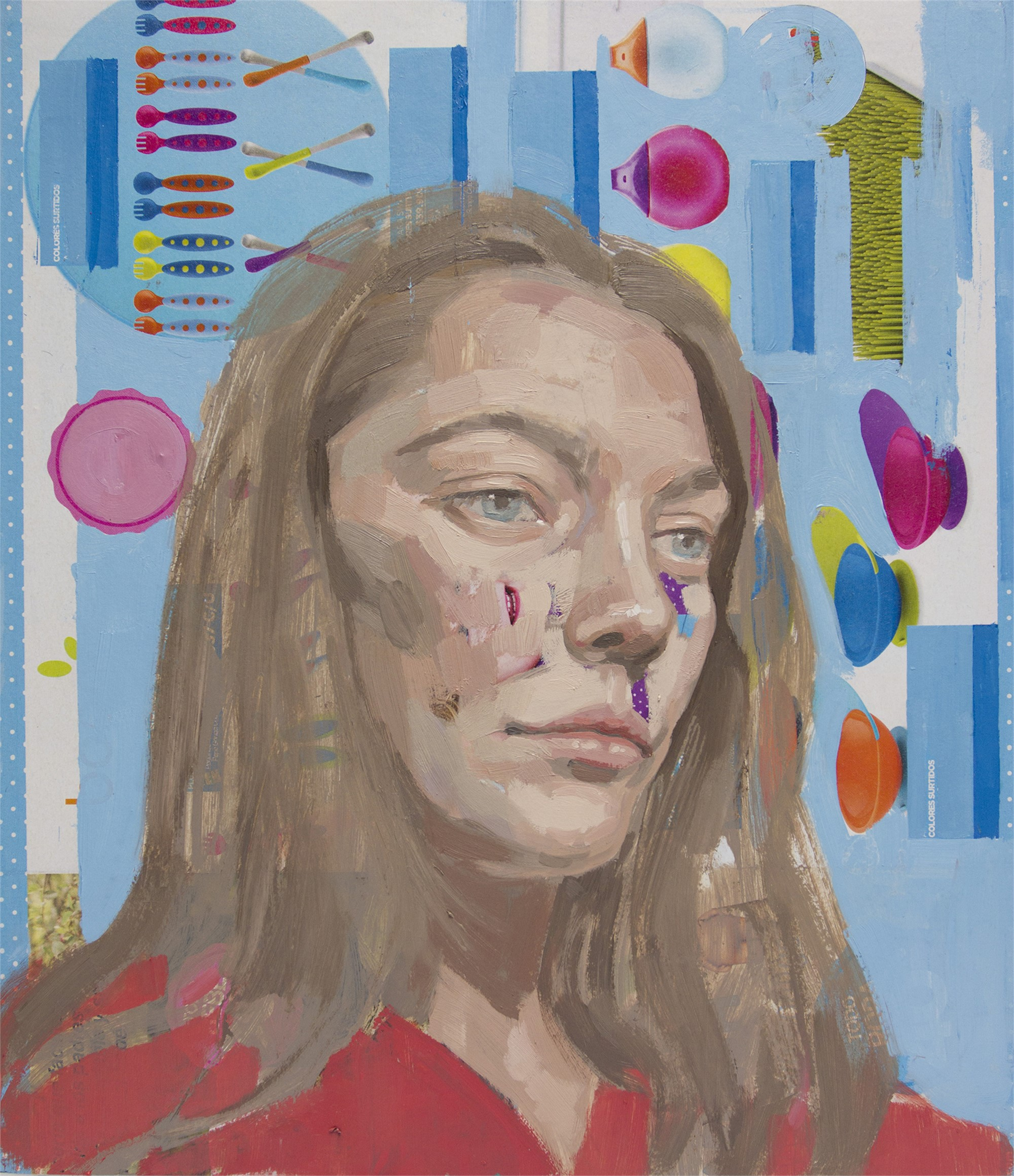 Colores Surtidos by Rossina Bossio