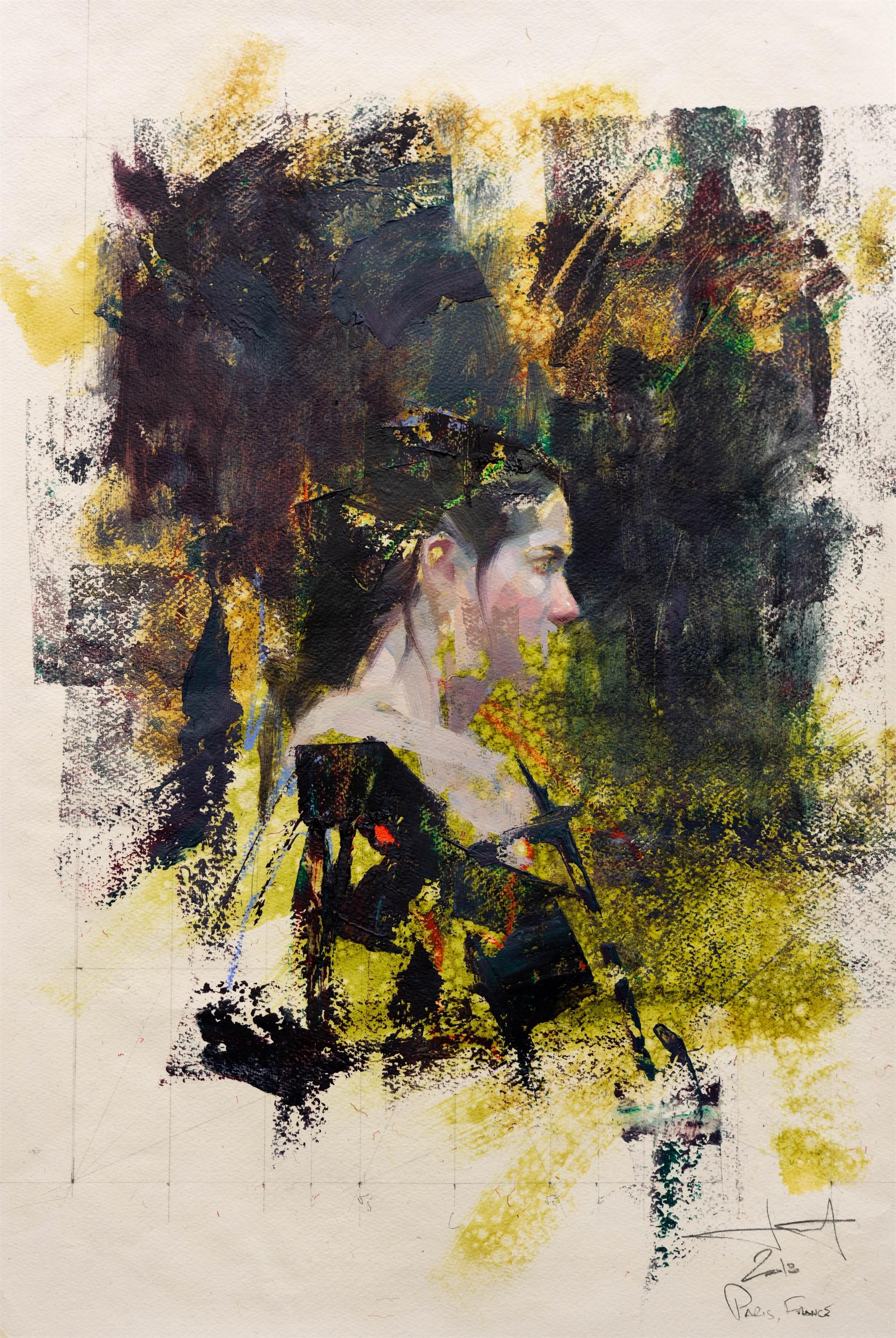 Visage by John Wentz