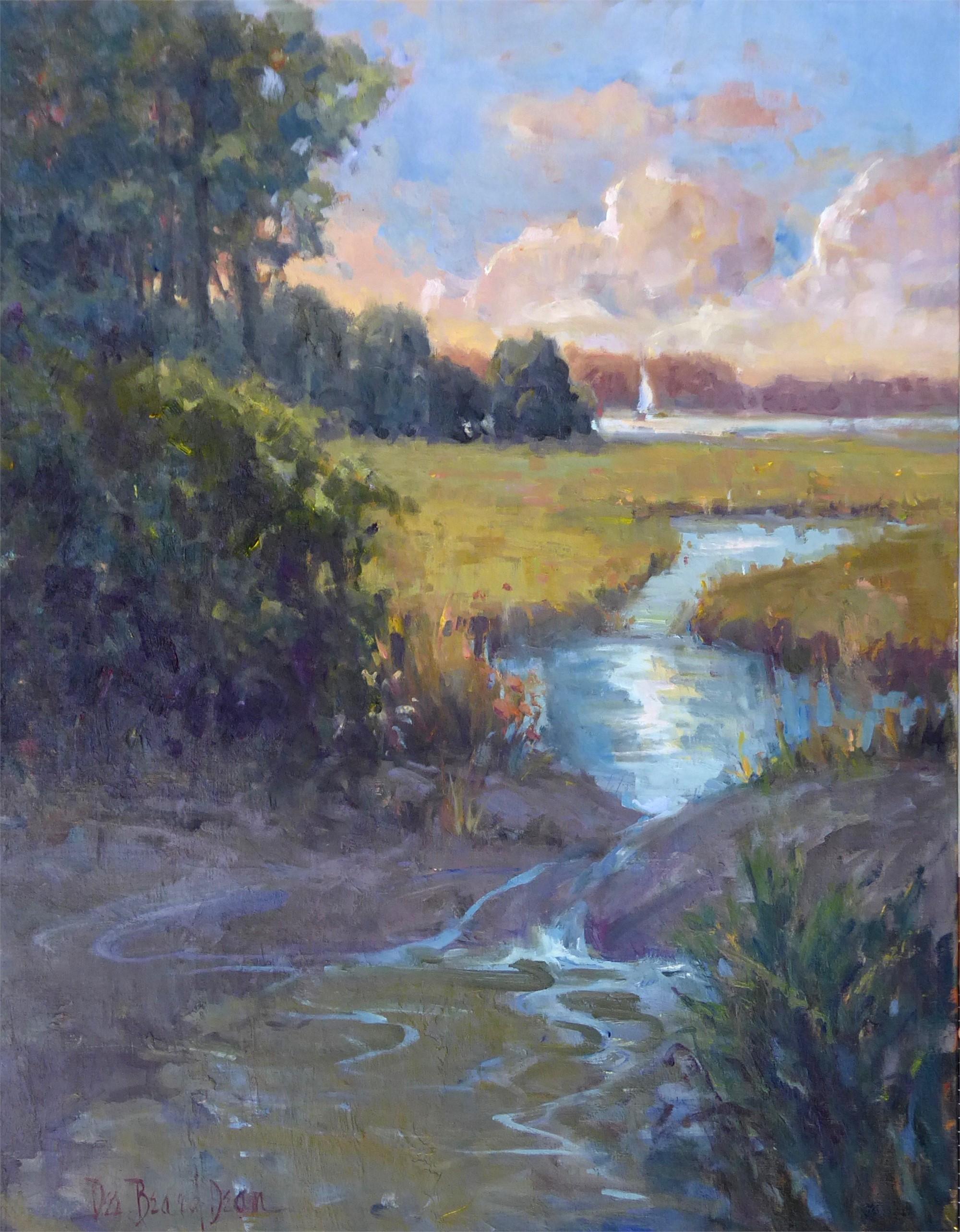 Hidden Marsh by Dee Beard Dean