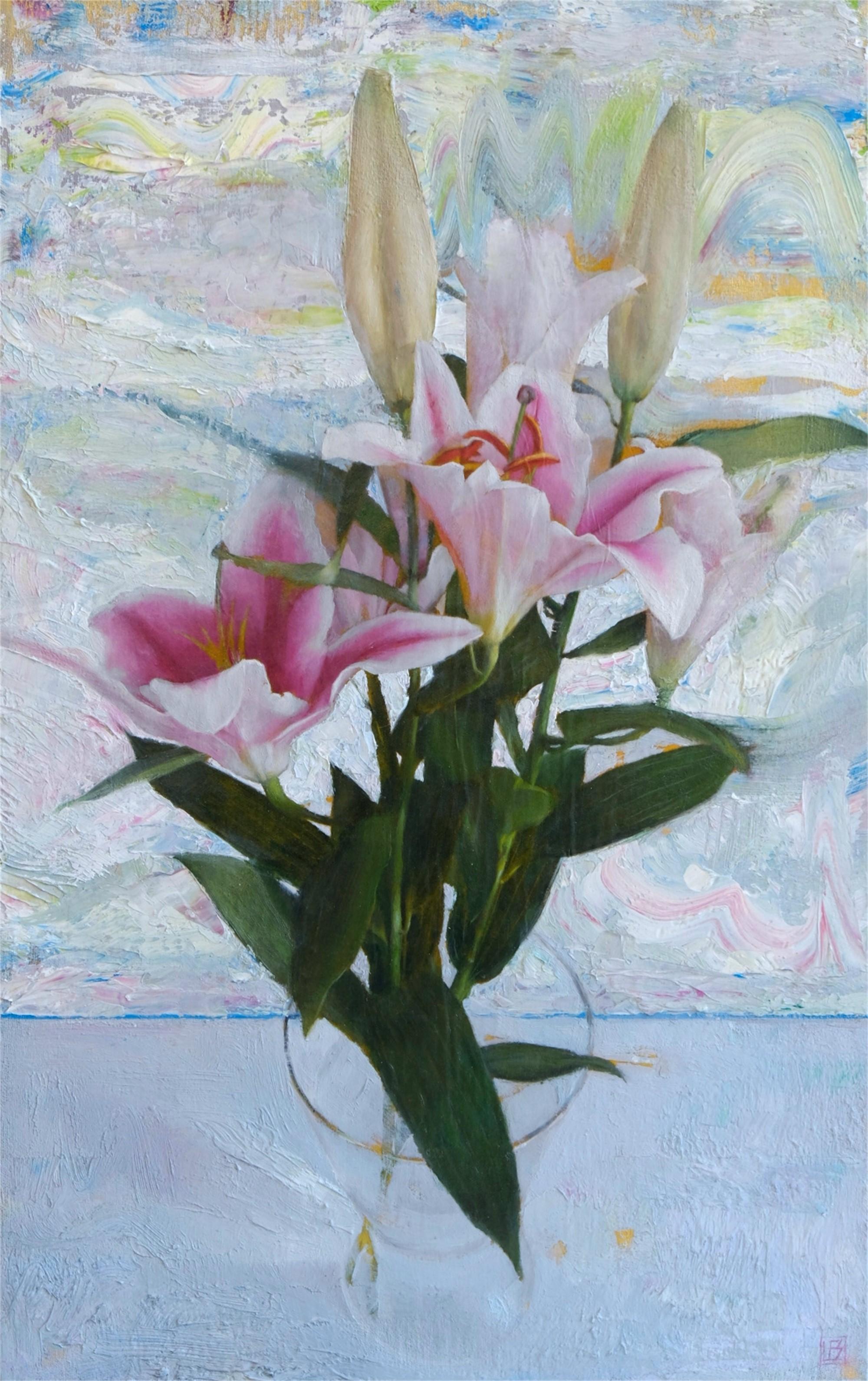 Lilies by Lucas Bononi