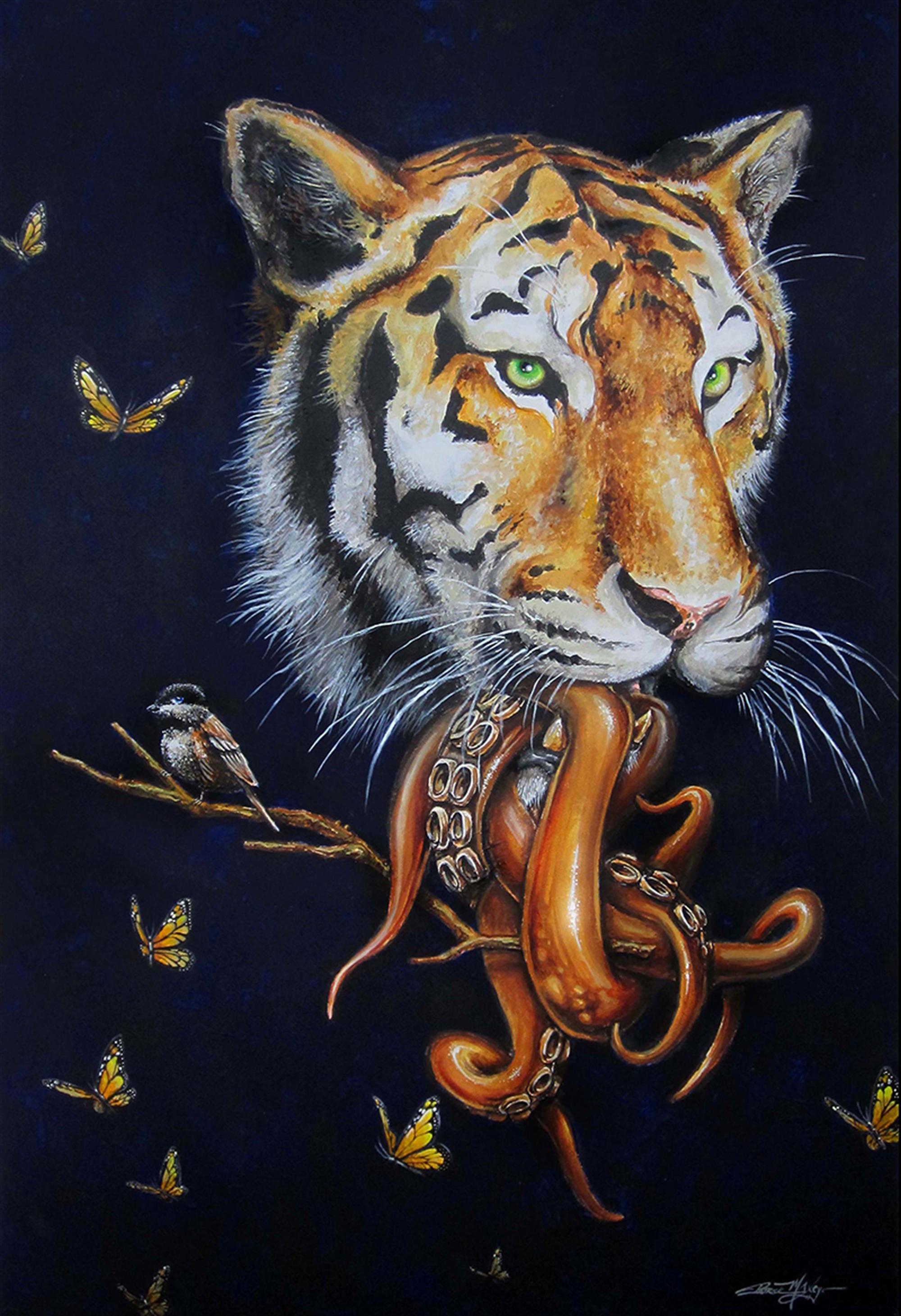 Subspecies by Patrick Maxcy