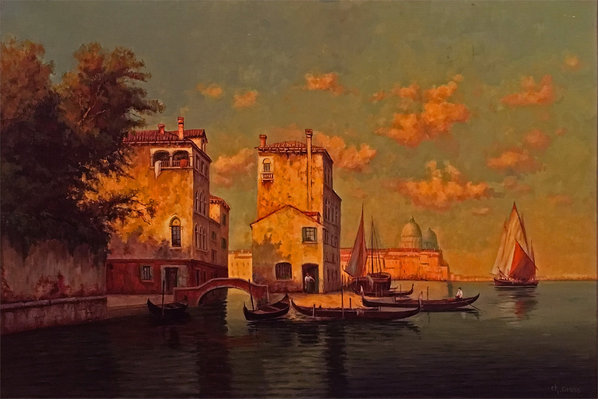 Venice Splendor by GROSS