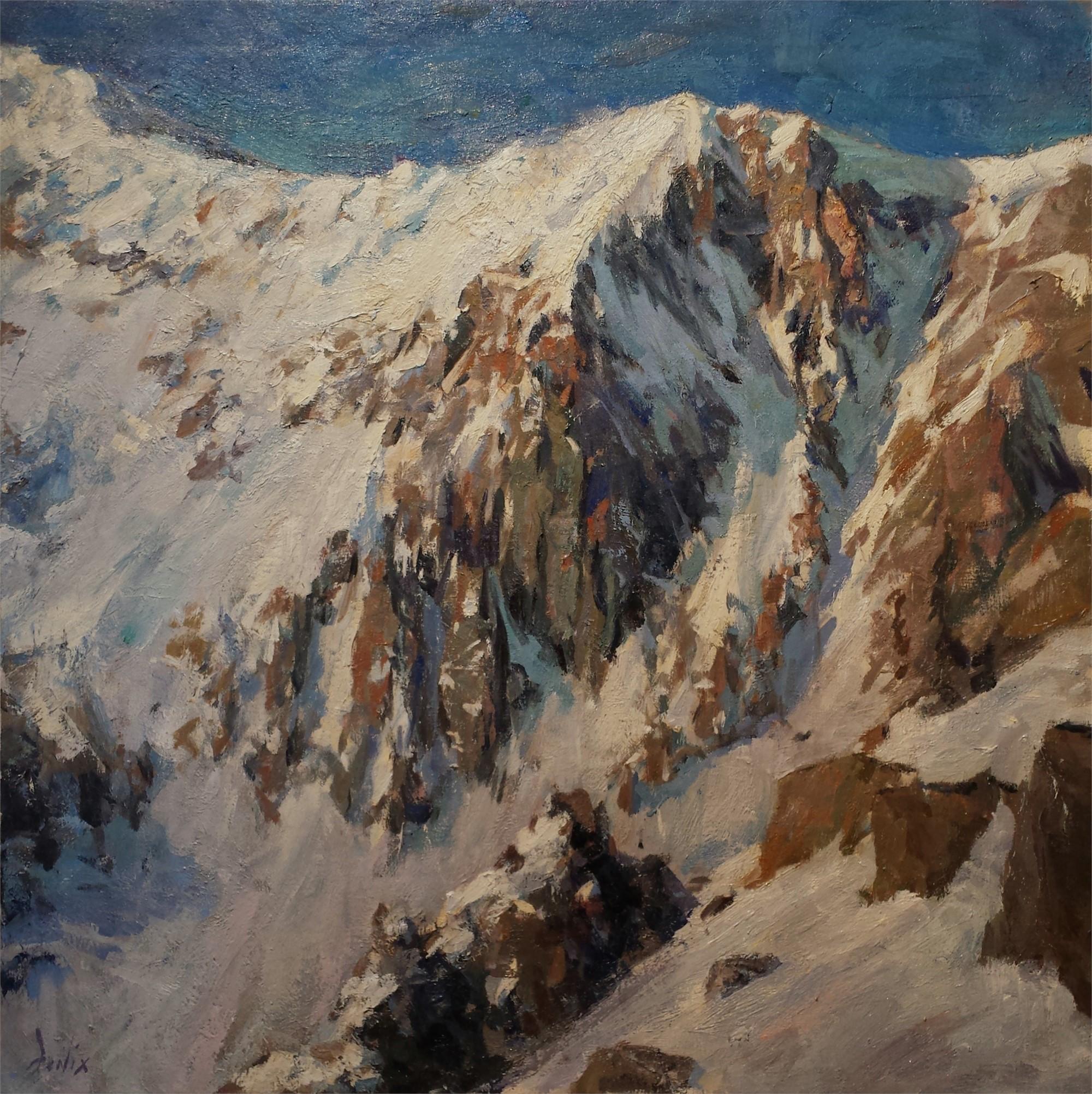 At the Top by Derek Penix