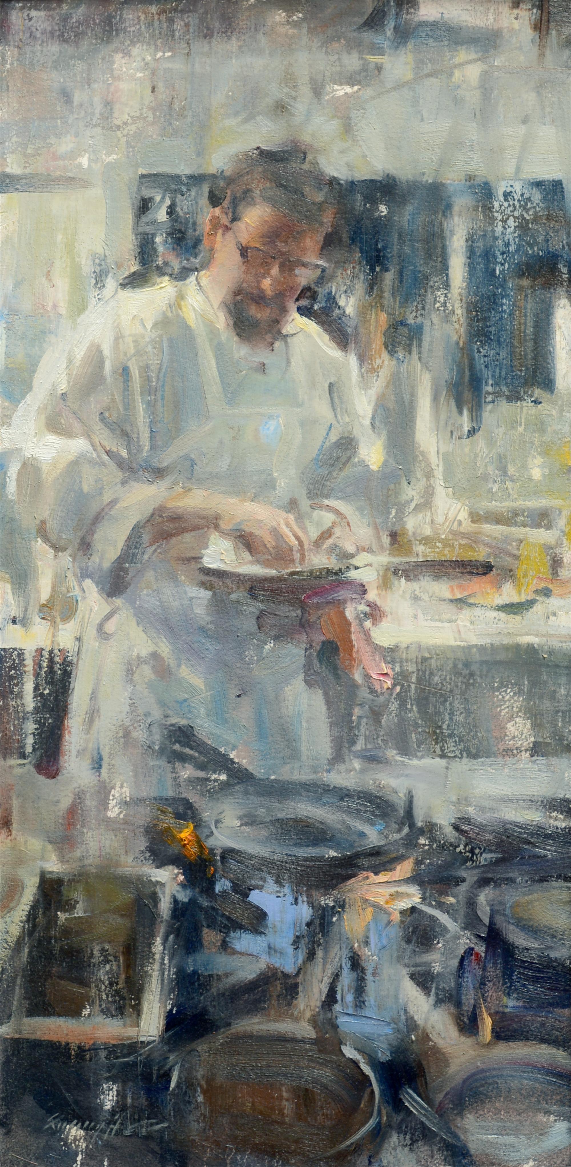 Head Chef - Luca D' Italia by Quang Ho