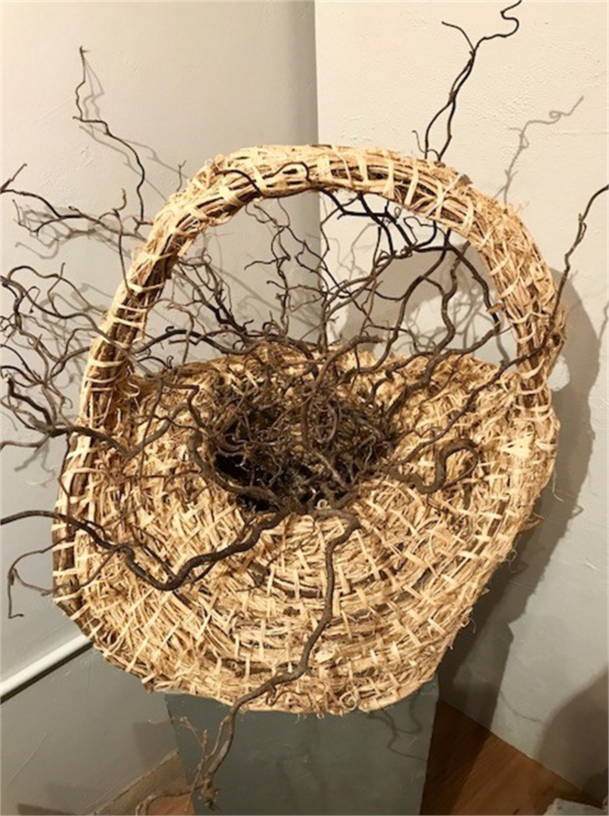 Wedding Basket by Nancy Basket