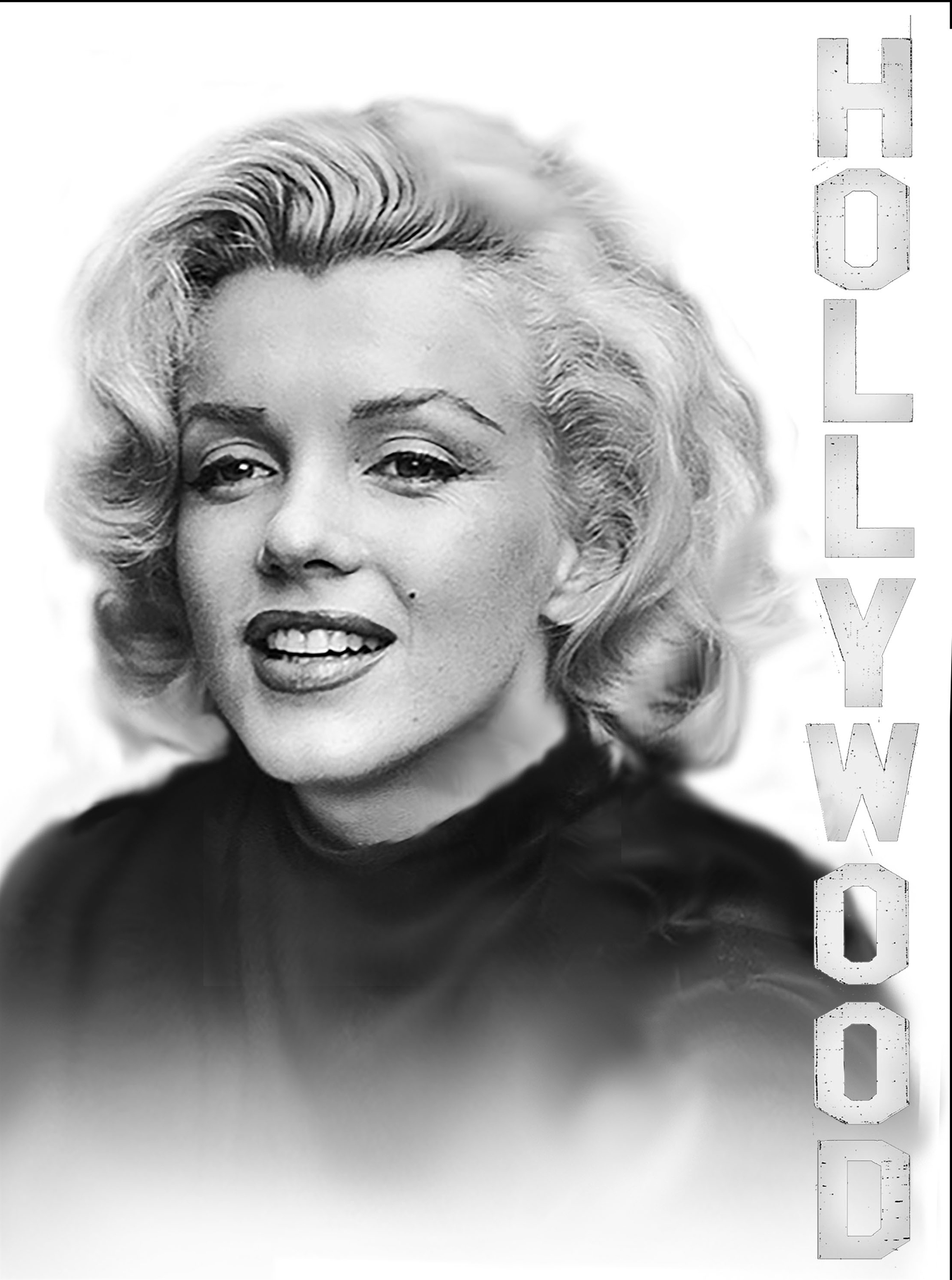 Marilyn Available as Commission by Bill Mack