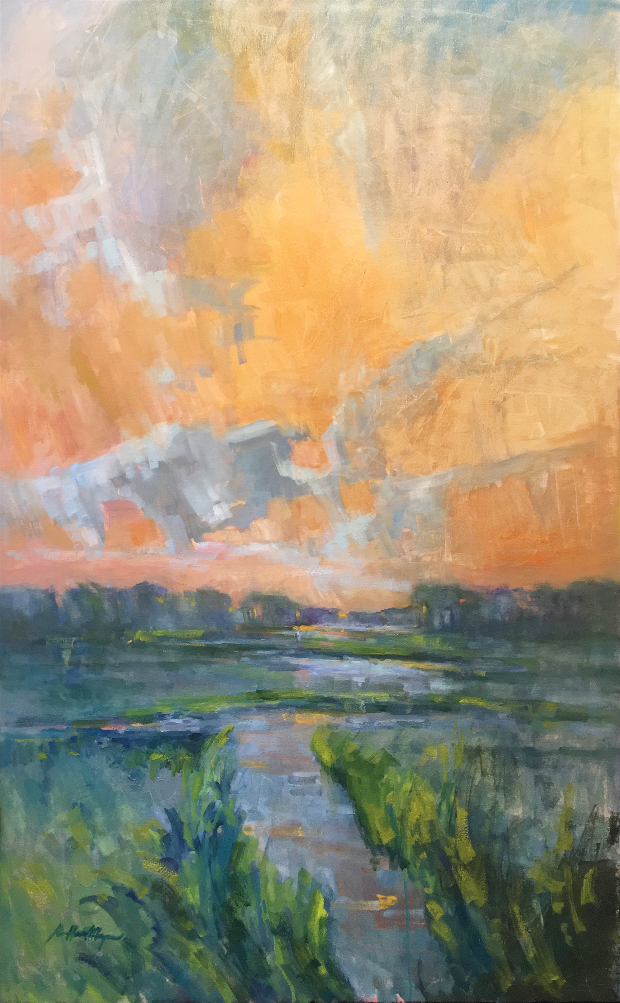 One Long Breath by Karen Hewitt Hagan