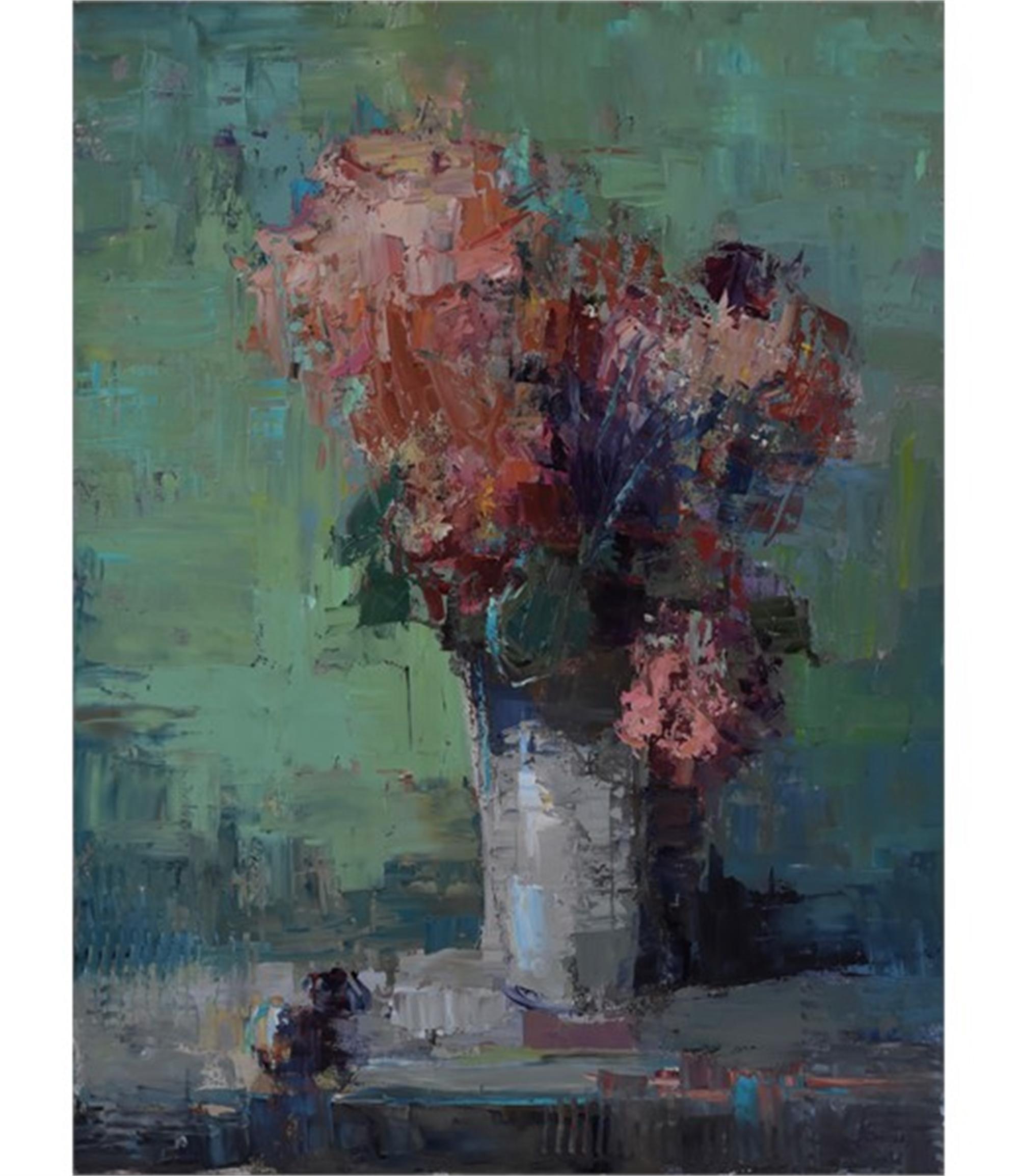 Drama, Green Room by Barbara Flowers