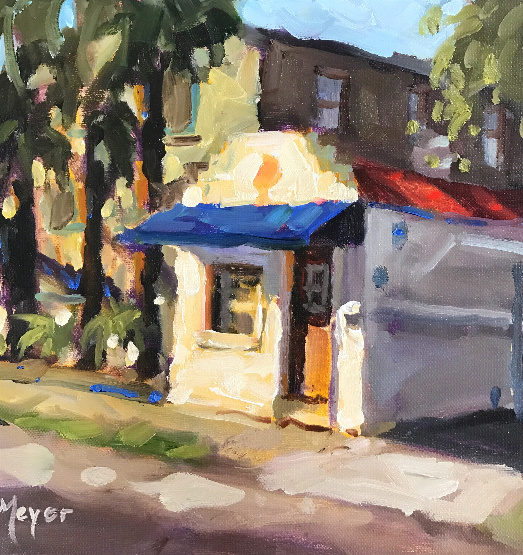 The Taco Spot by Laurie Meyer