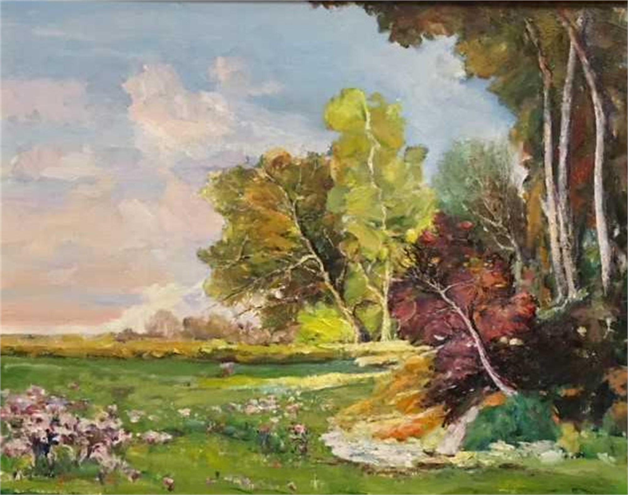 Gentle Breeze by Yuan Rong Zhou