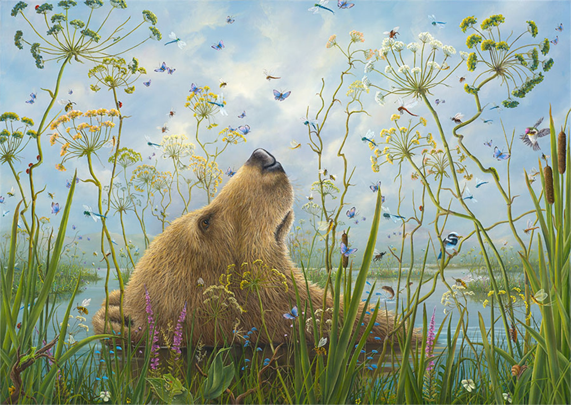 Whole World, The (Small Works) by Robert Bissell