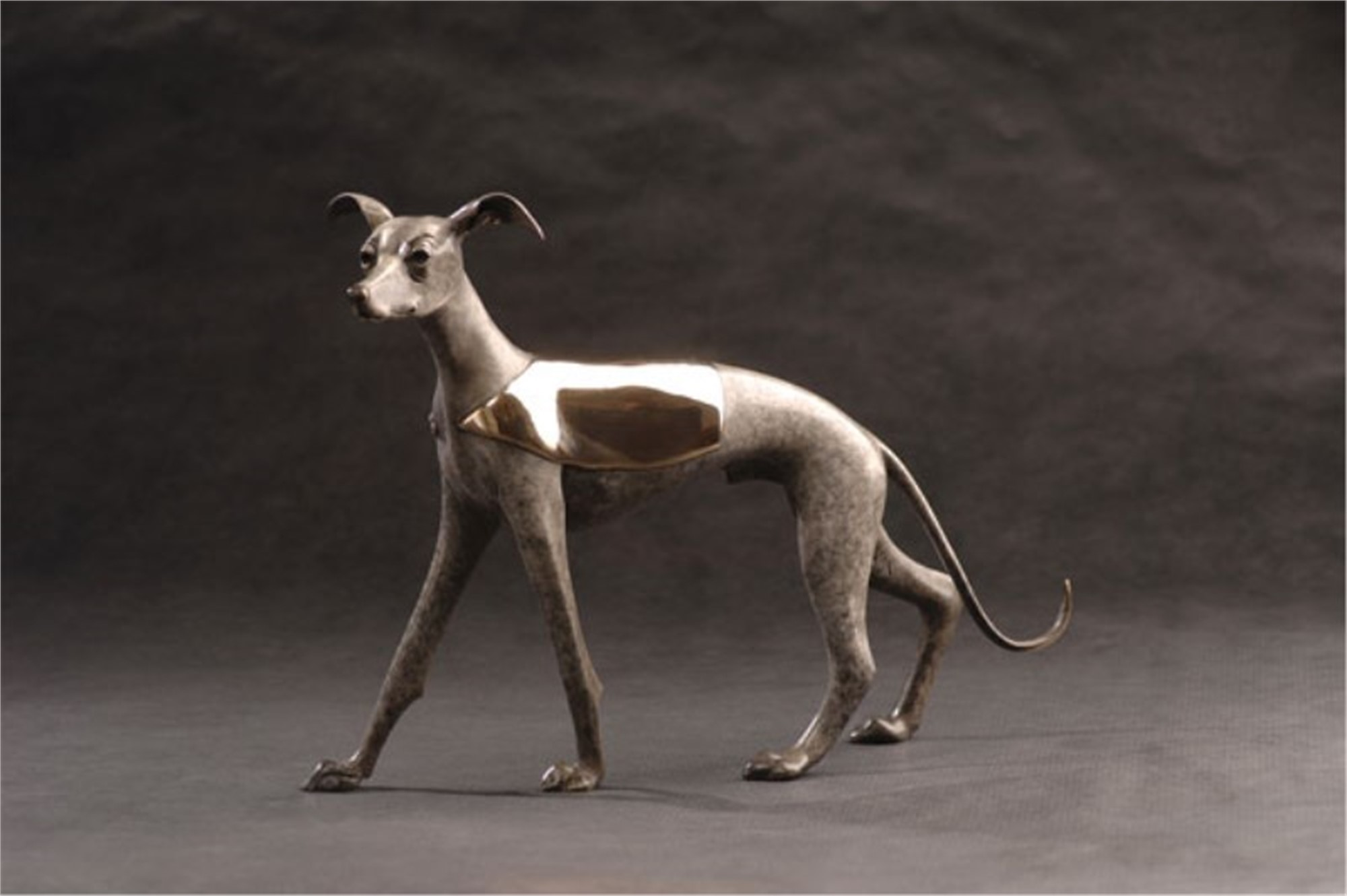 Greyhound by Brian Arthur