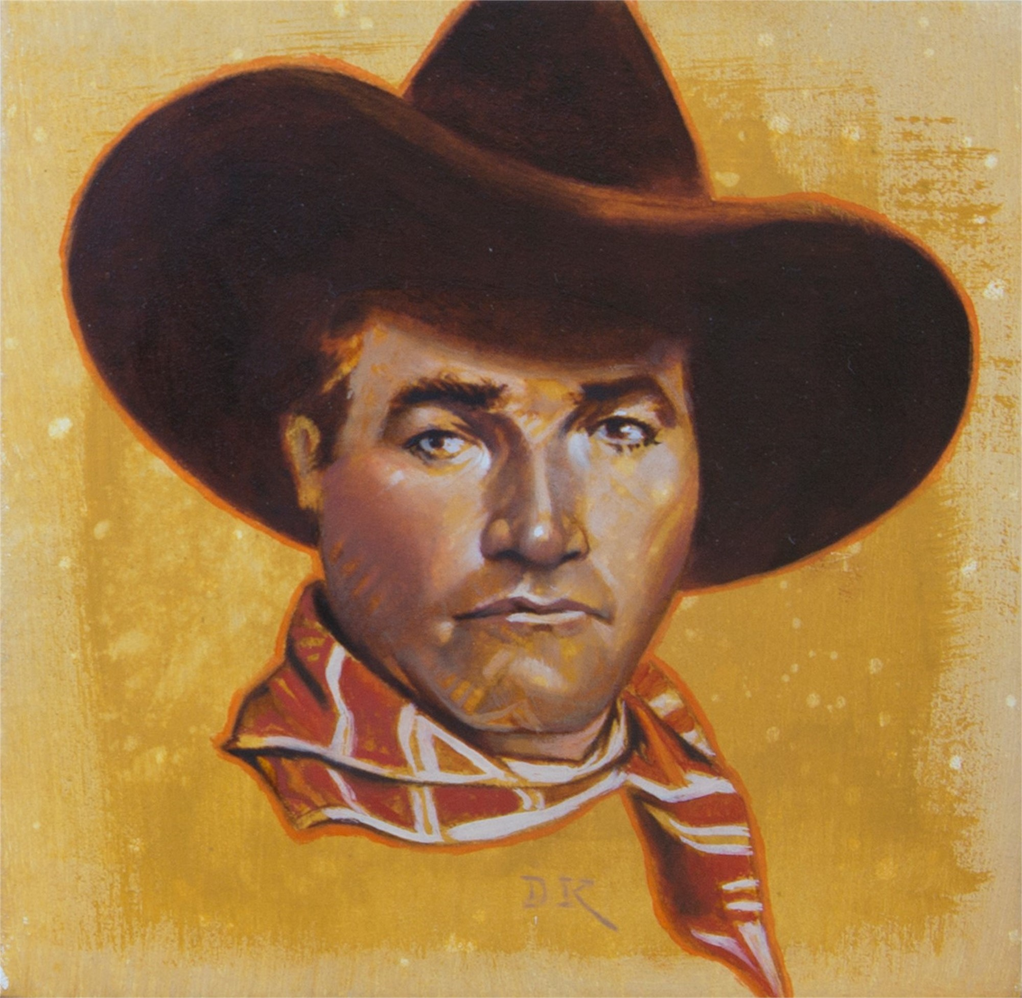 Mix, Tom Mix by David Kammerzell
