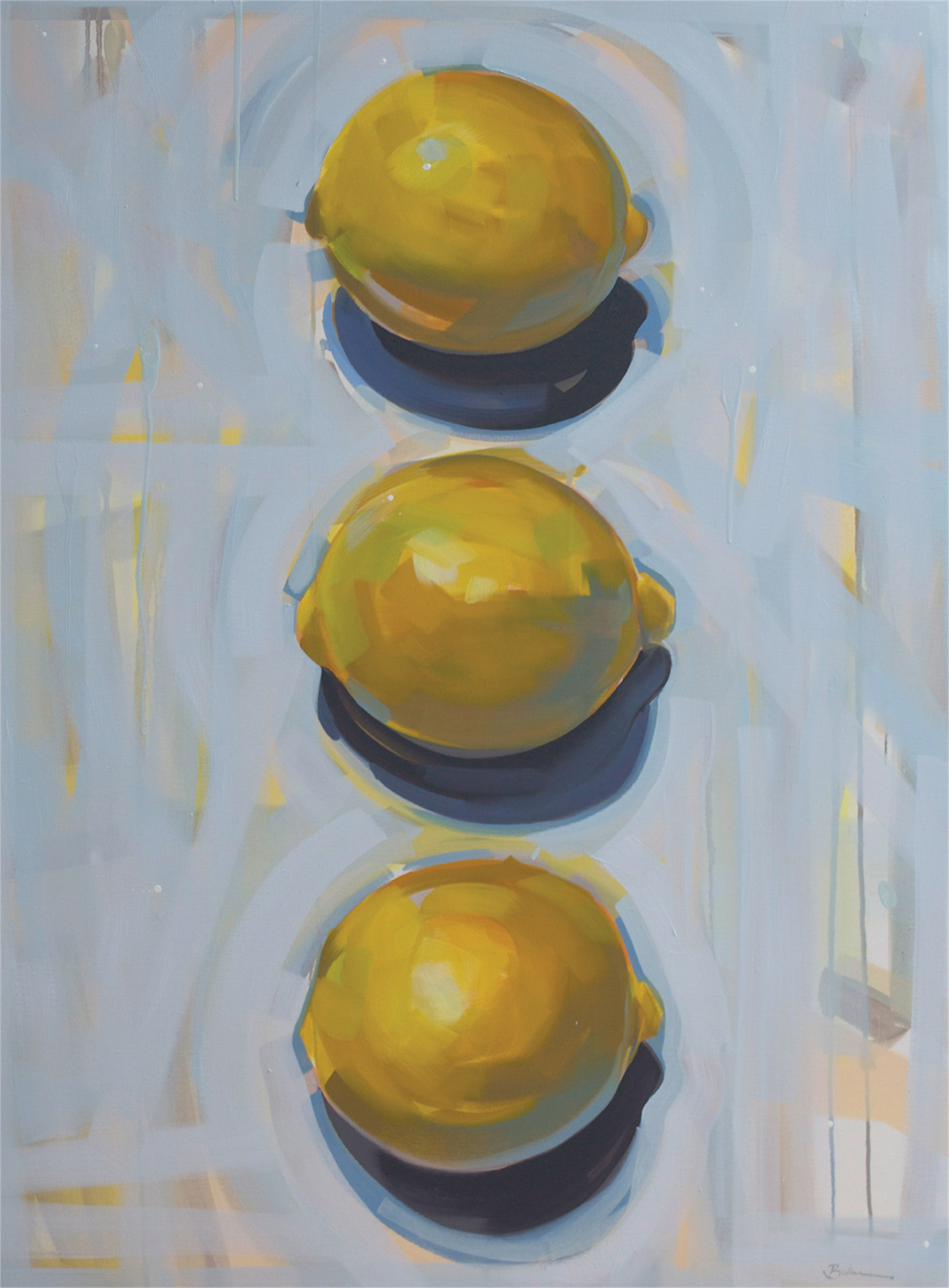 Get Your Lemons in a Row by Samantha Buller