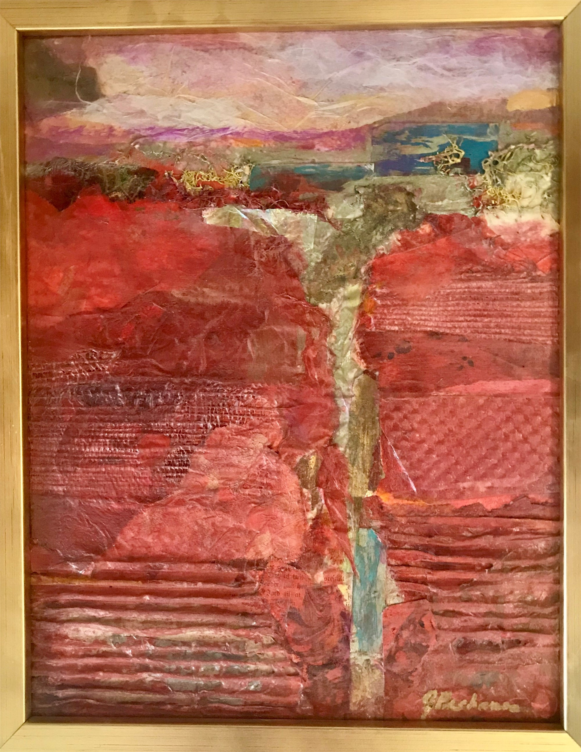 Canyon by Joan Pechanec (McMinnville, OR)