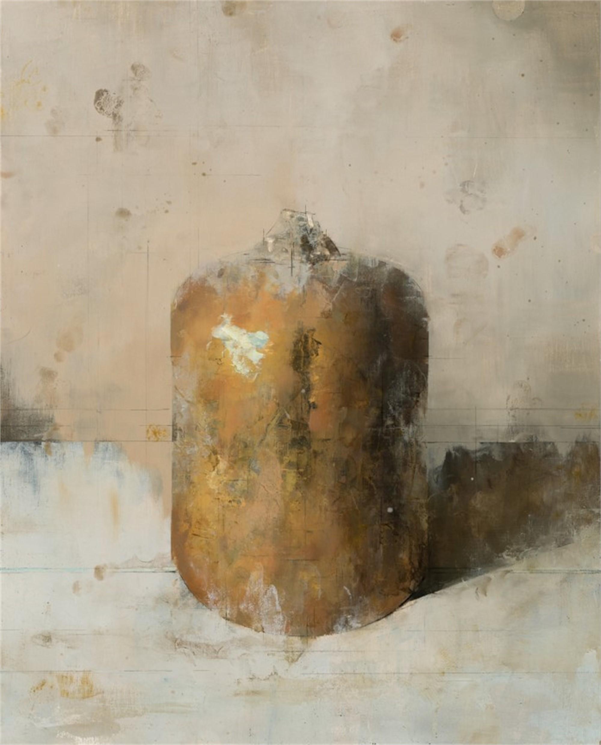 Crumbling Honey by Matthew Saba