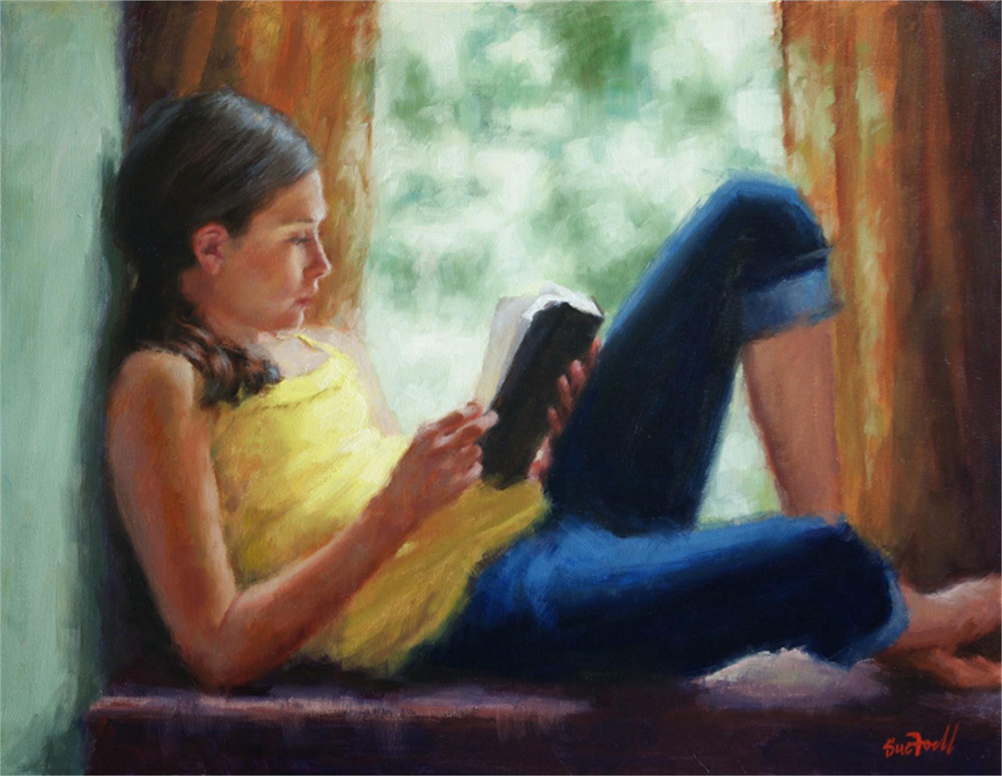 Window Seat by Sue Foell, OPA