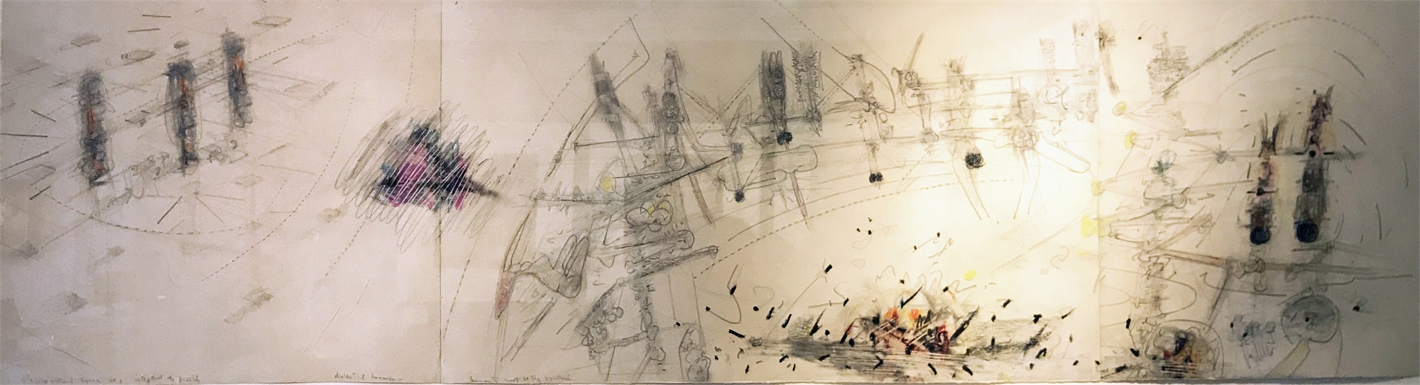 It's Not A Question of Superman by Roberto Matta