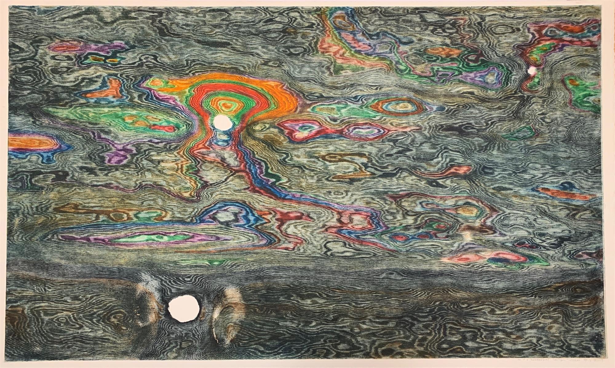 Tachyon Tableau 10/13 by David Hefner
