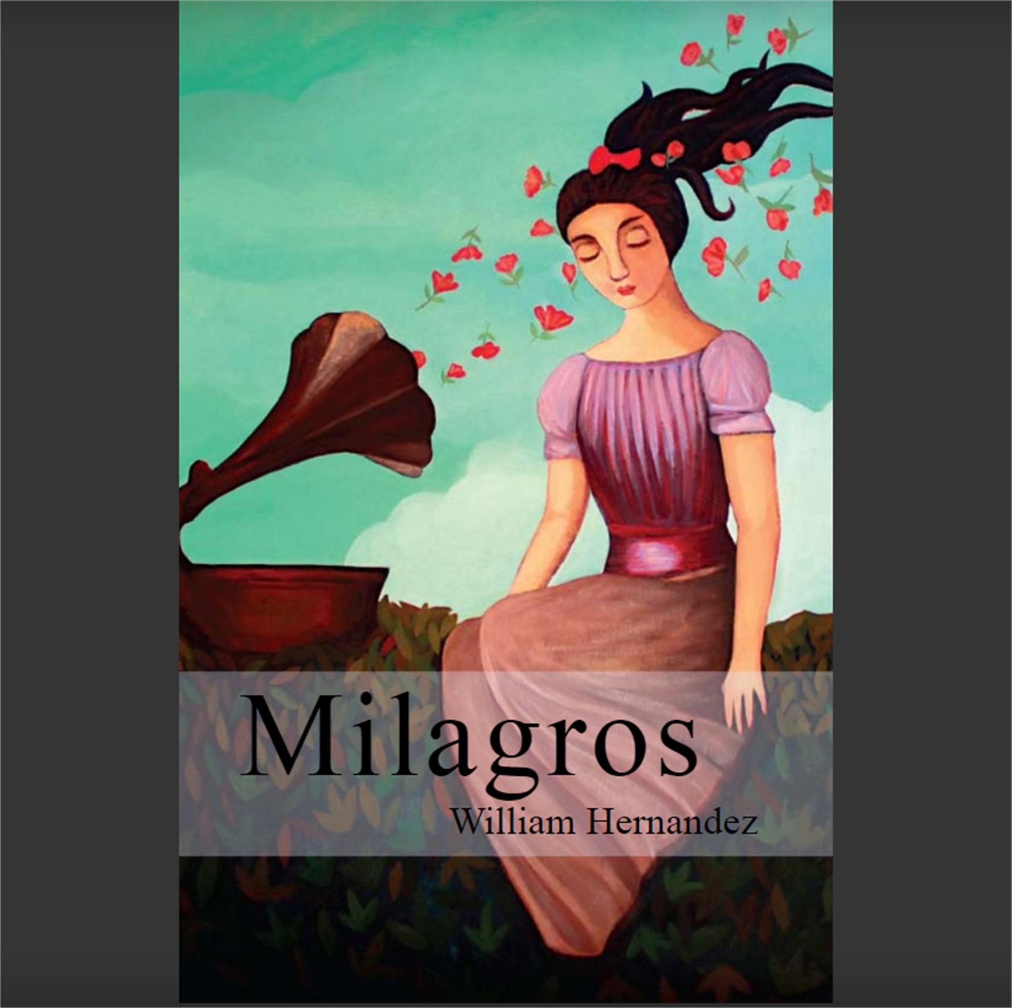 Milagros | exhibition brochure by William Hernandez