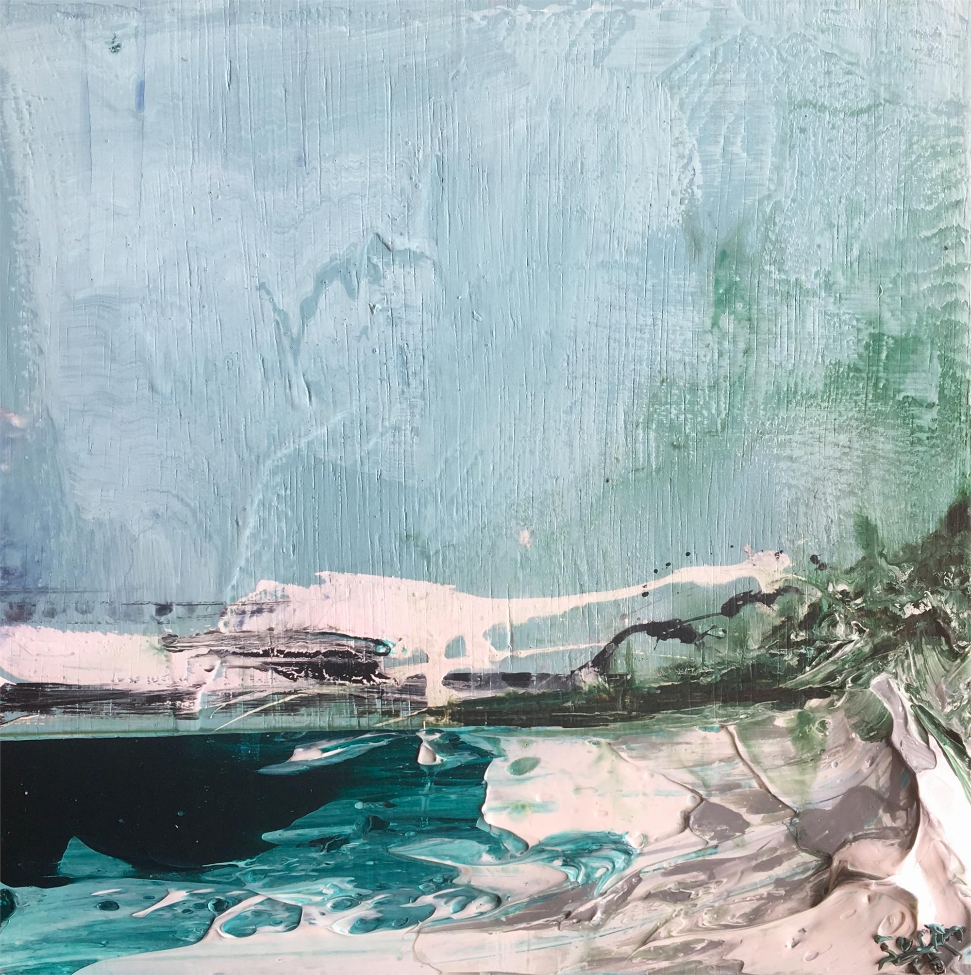 SEASCAPE SS12X12-2018-032 by Justin Gaffrey