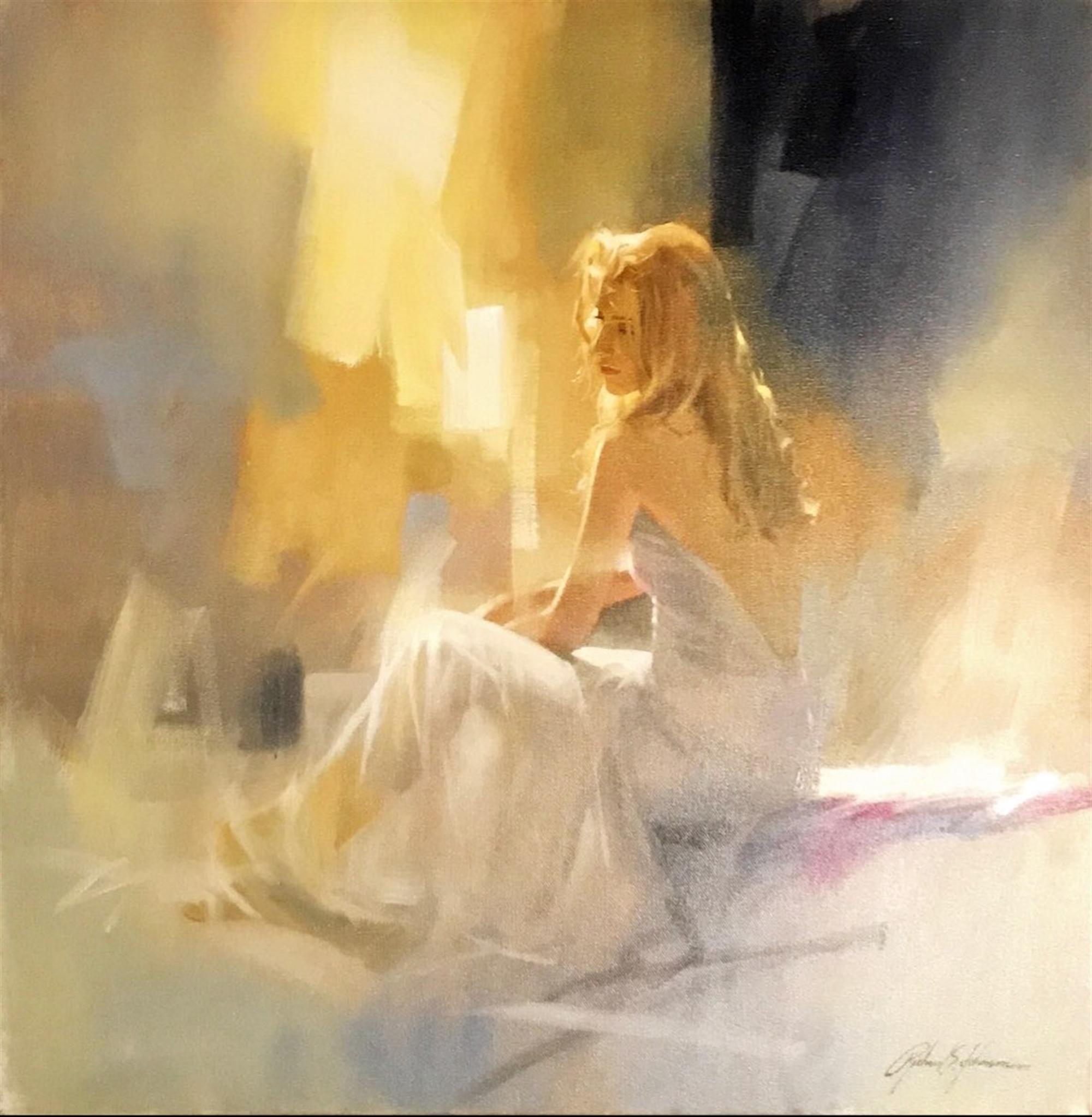 Contemplation by Richard Johnson