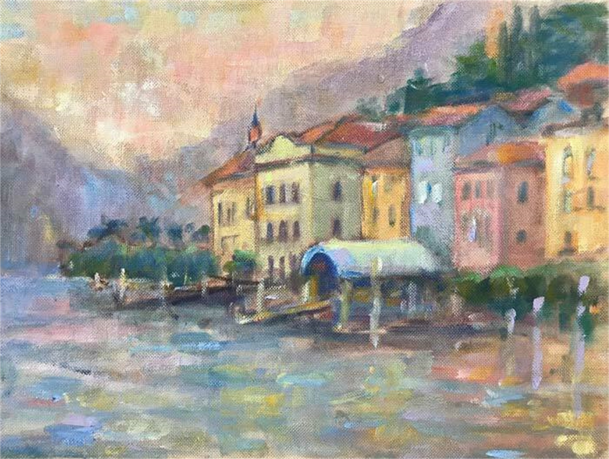 Tramonte Bellagio by Nicole White Kennedy