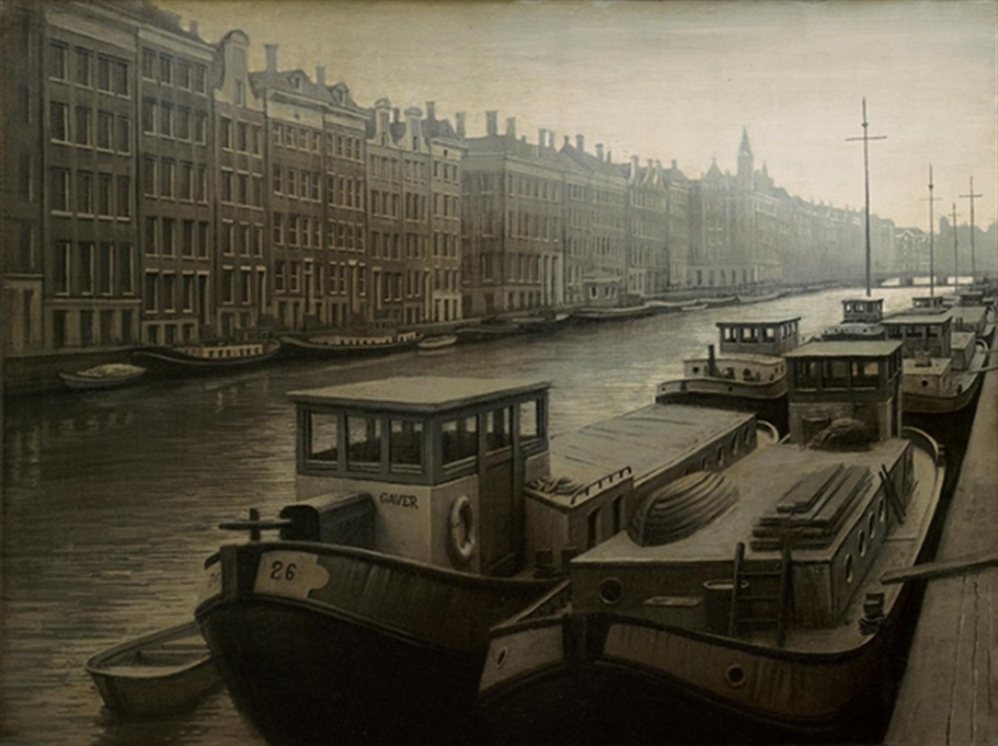 The Glory of Amsterdam by Alexei Butirskiy