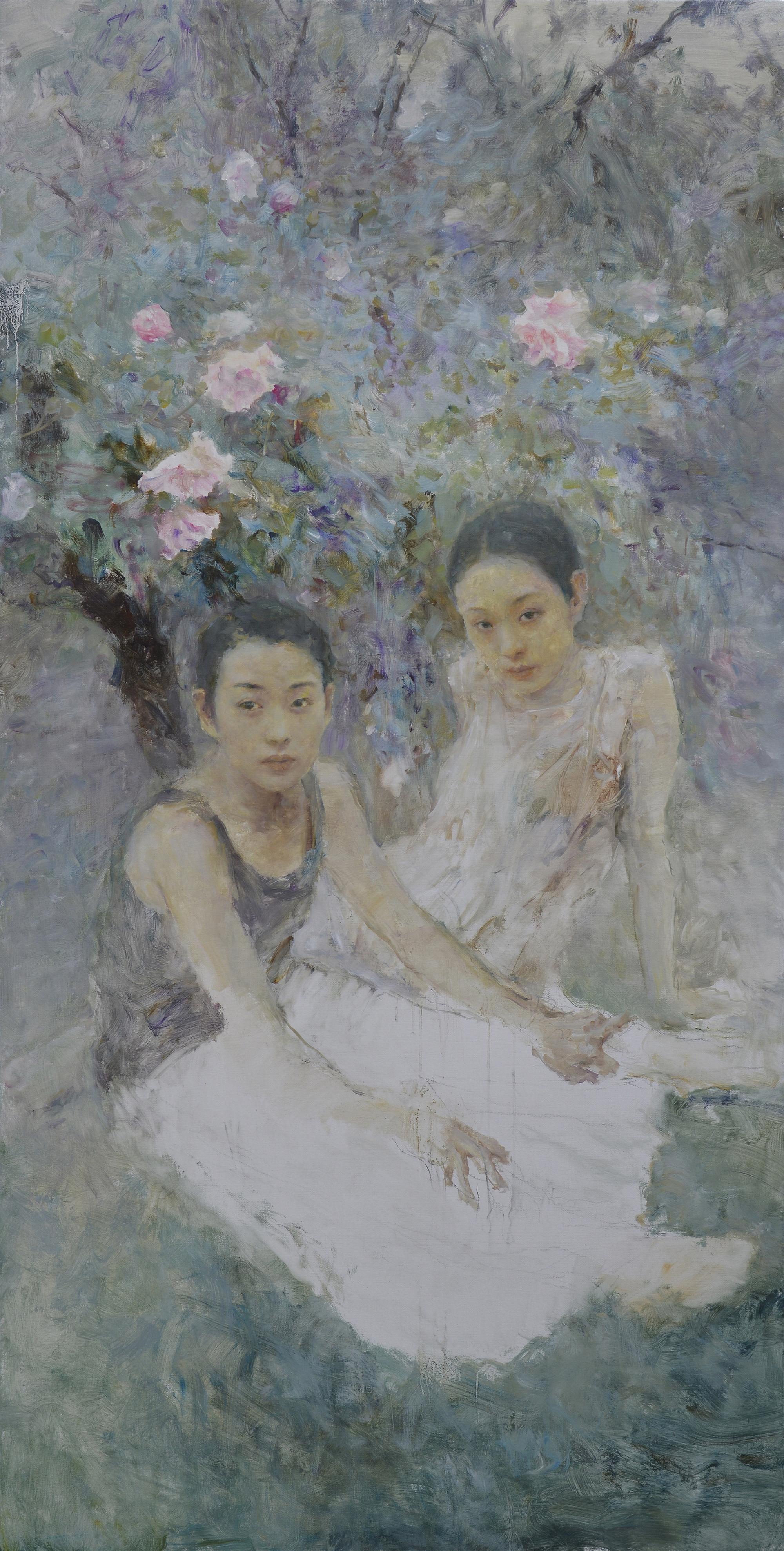 Blooming Season by Hu Jun Di