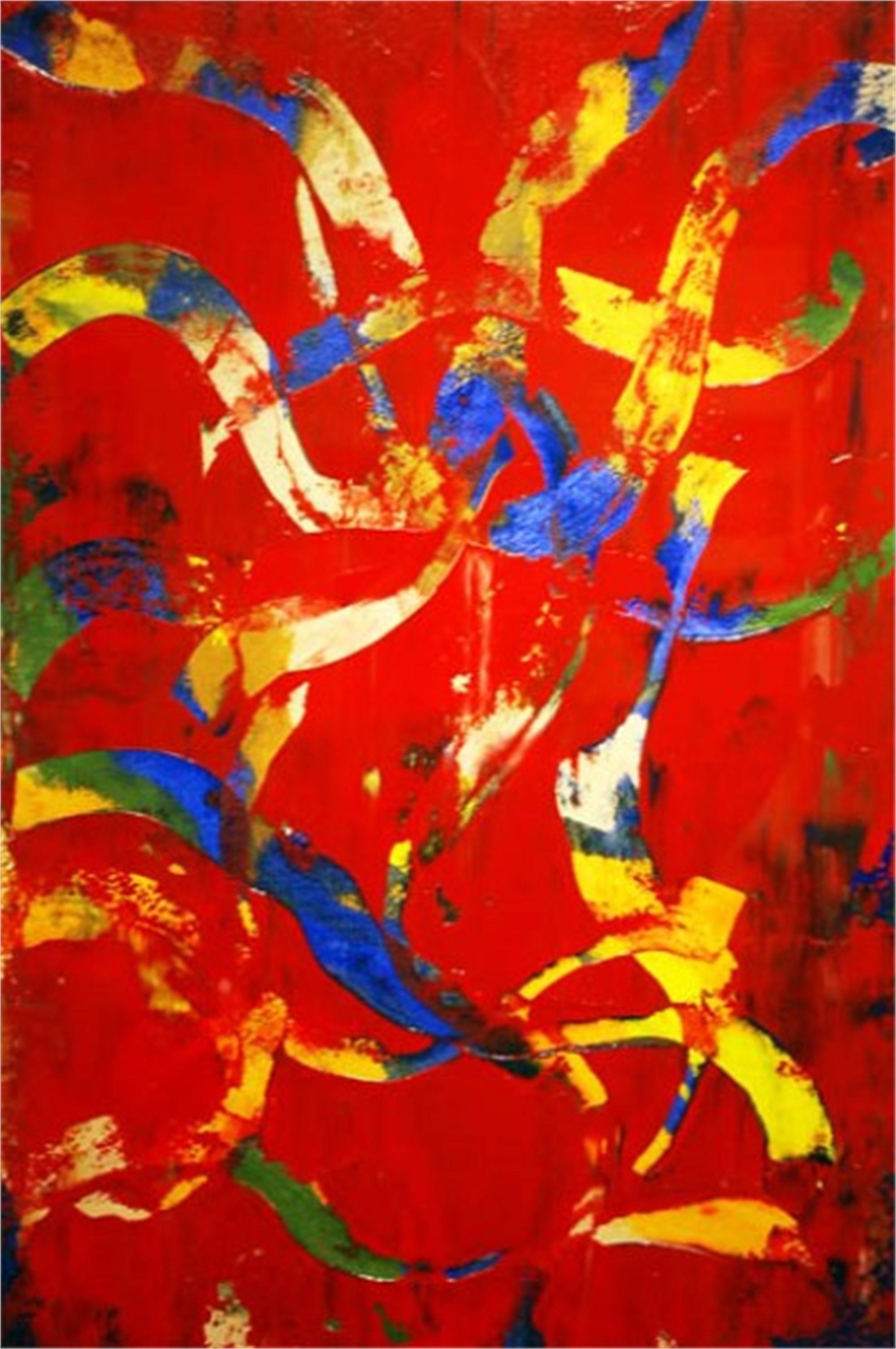 Red I by James C. Leonard