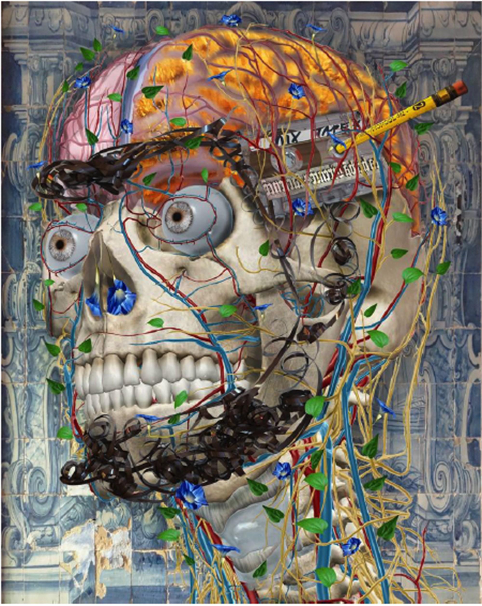 Transdifferentiation III by Einar and Jamex de la Torre