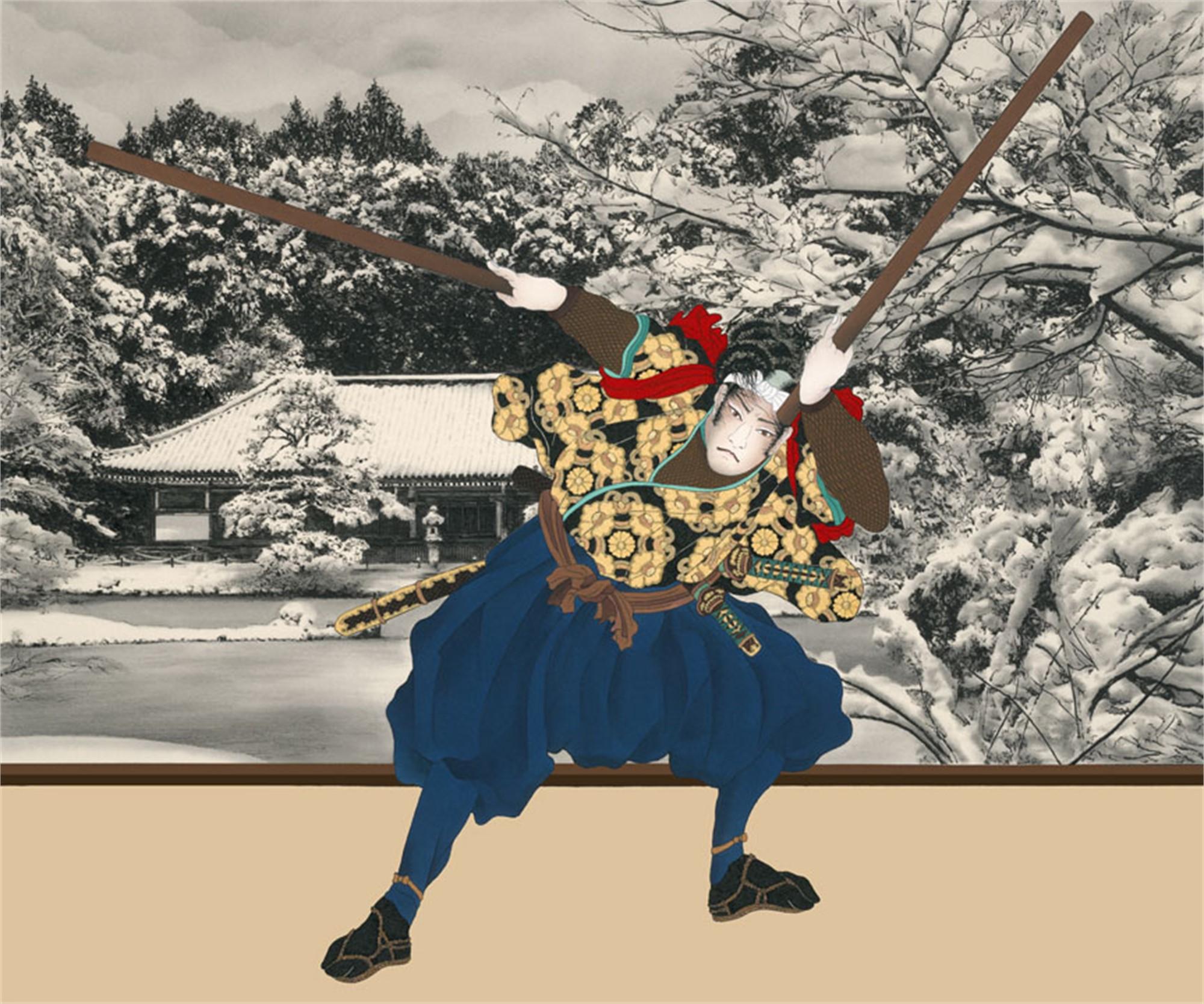 Warrior Errantry - AP by Hisashi Otsuka