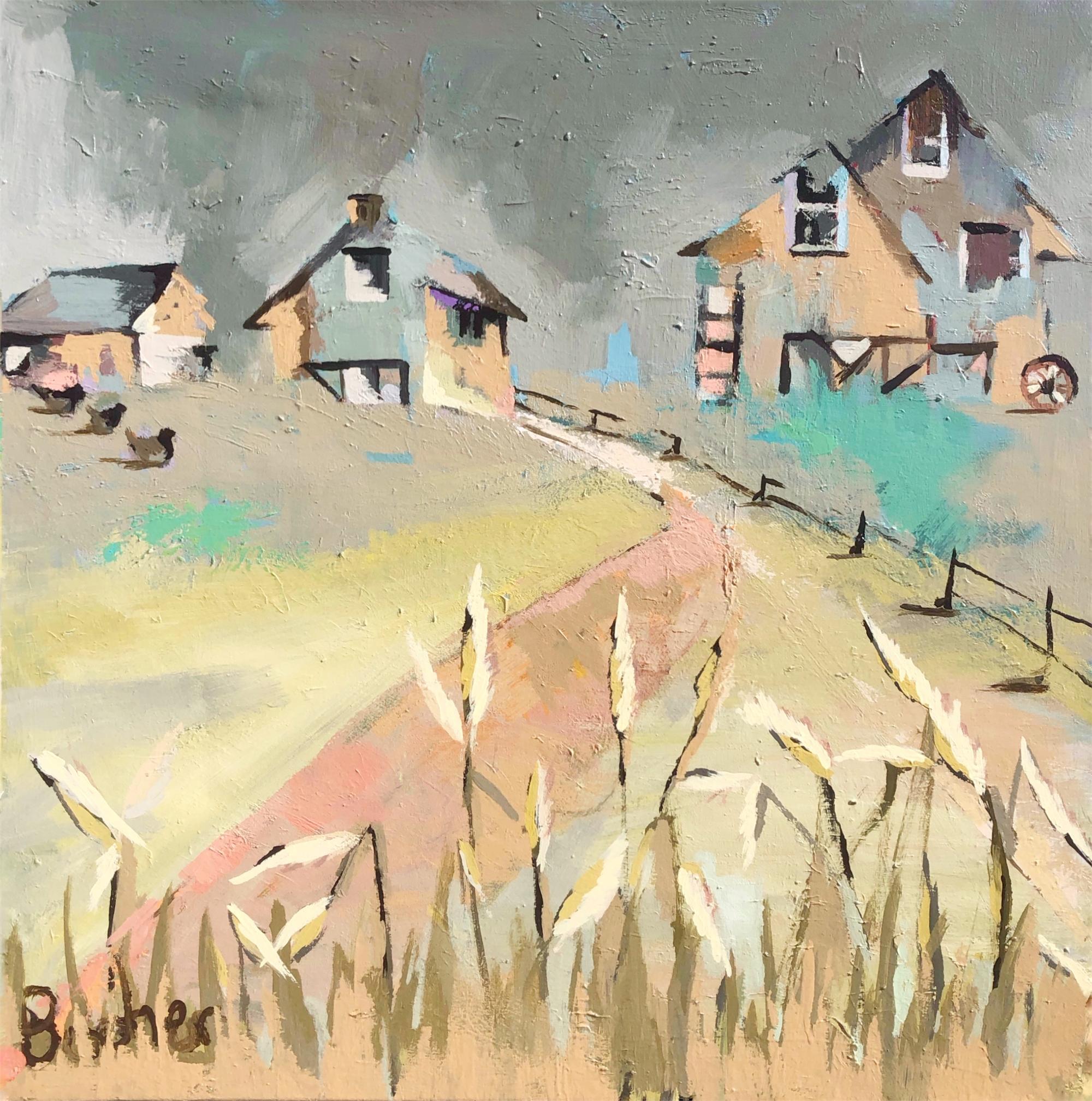 Hilltop Houses by Gary Bodner