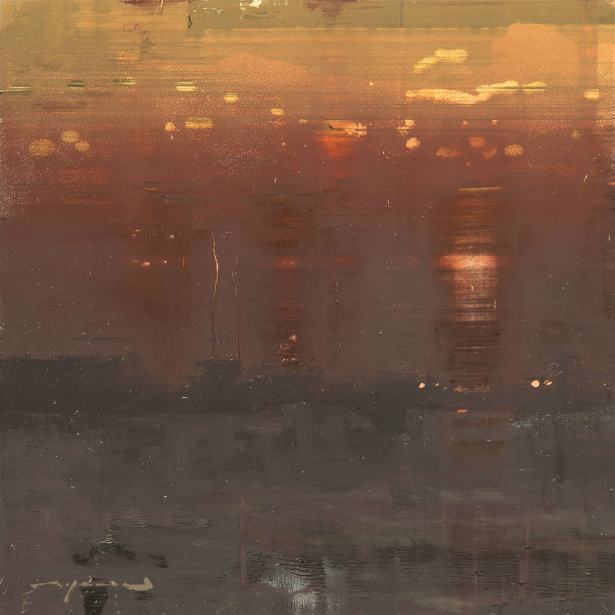 Cityscape - Composed Form Study No. 17 by Jeremy Mann