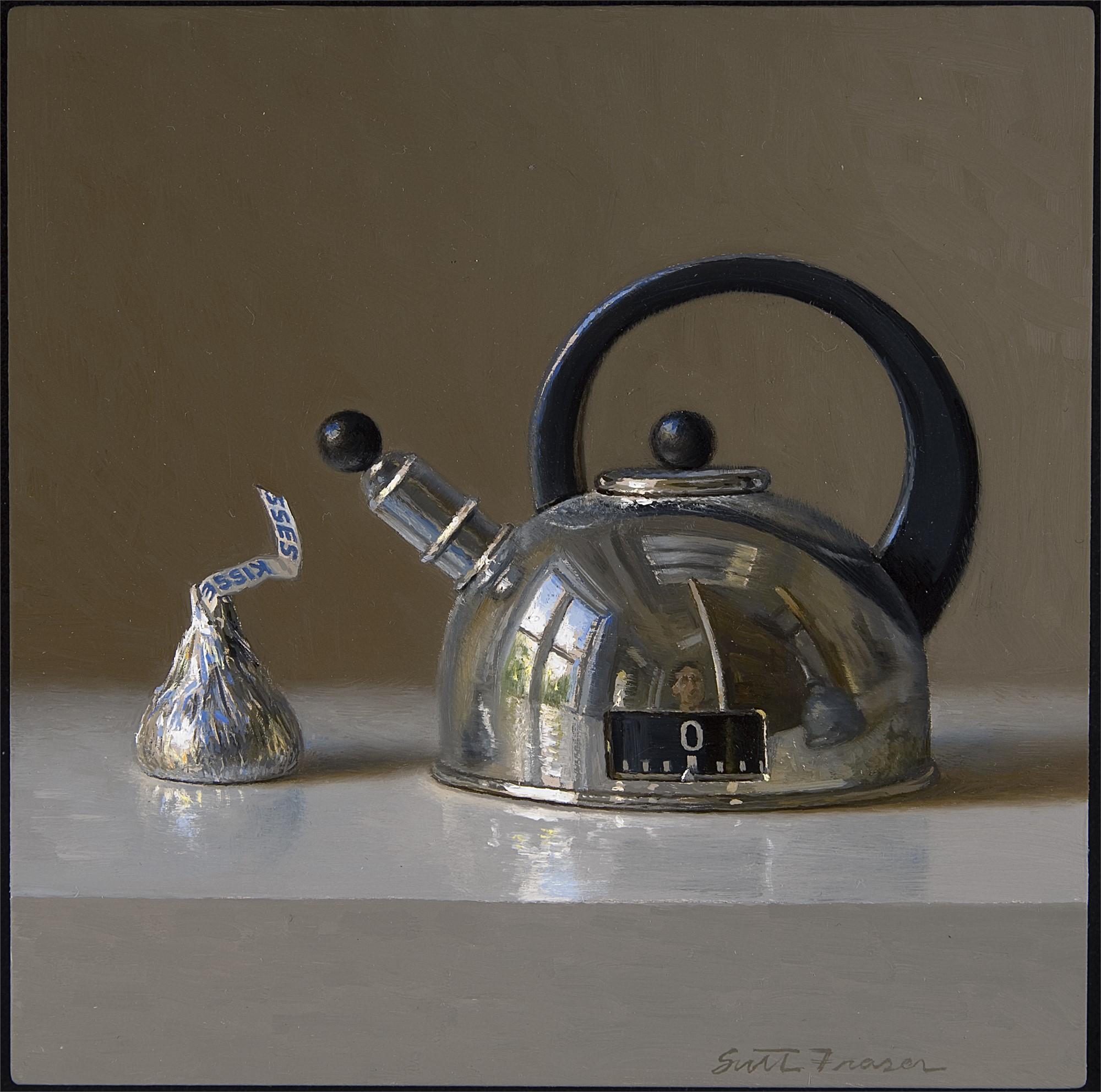 Teapot Kiss by Scott Fraser