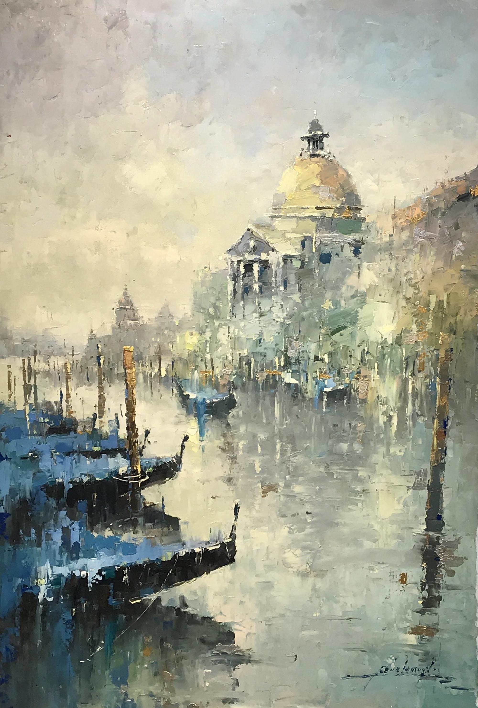VENICE WATERWAY by PICHARD