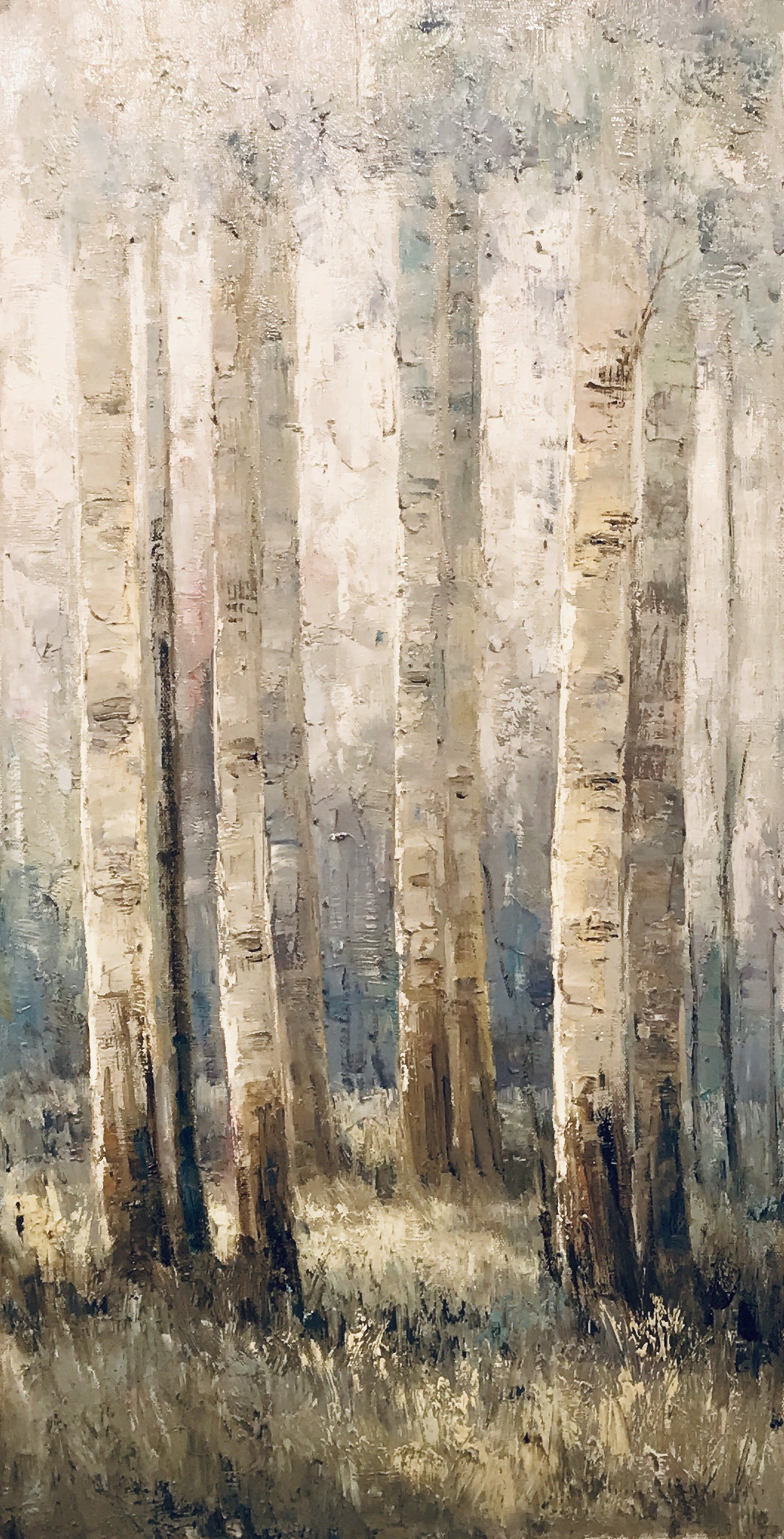 BURCH TREES by VARIOUS WORKS