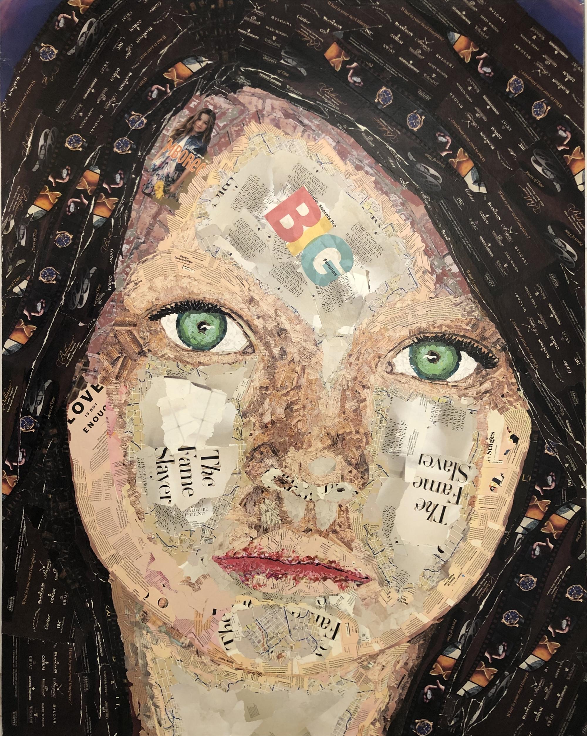 """""""Lil Girl"""" by Gary Goodrich"""