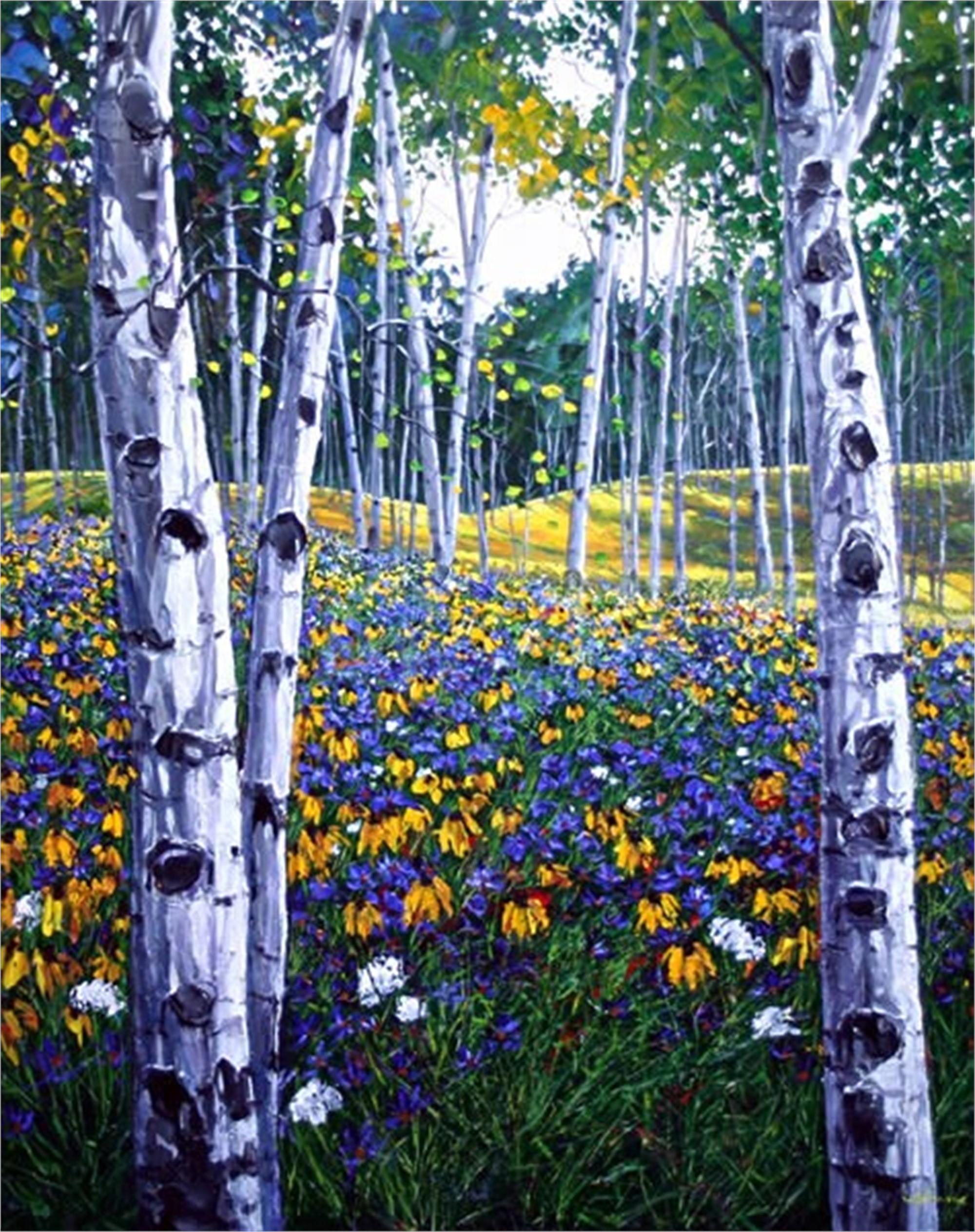 The Joy of Spring by Jennifer Vranes