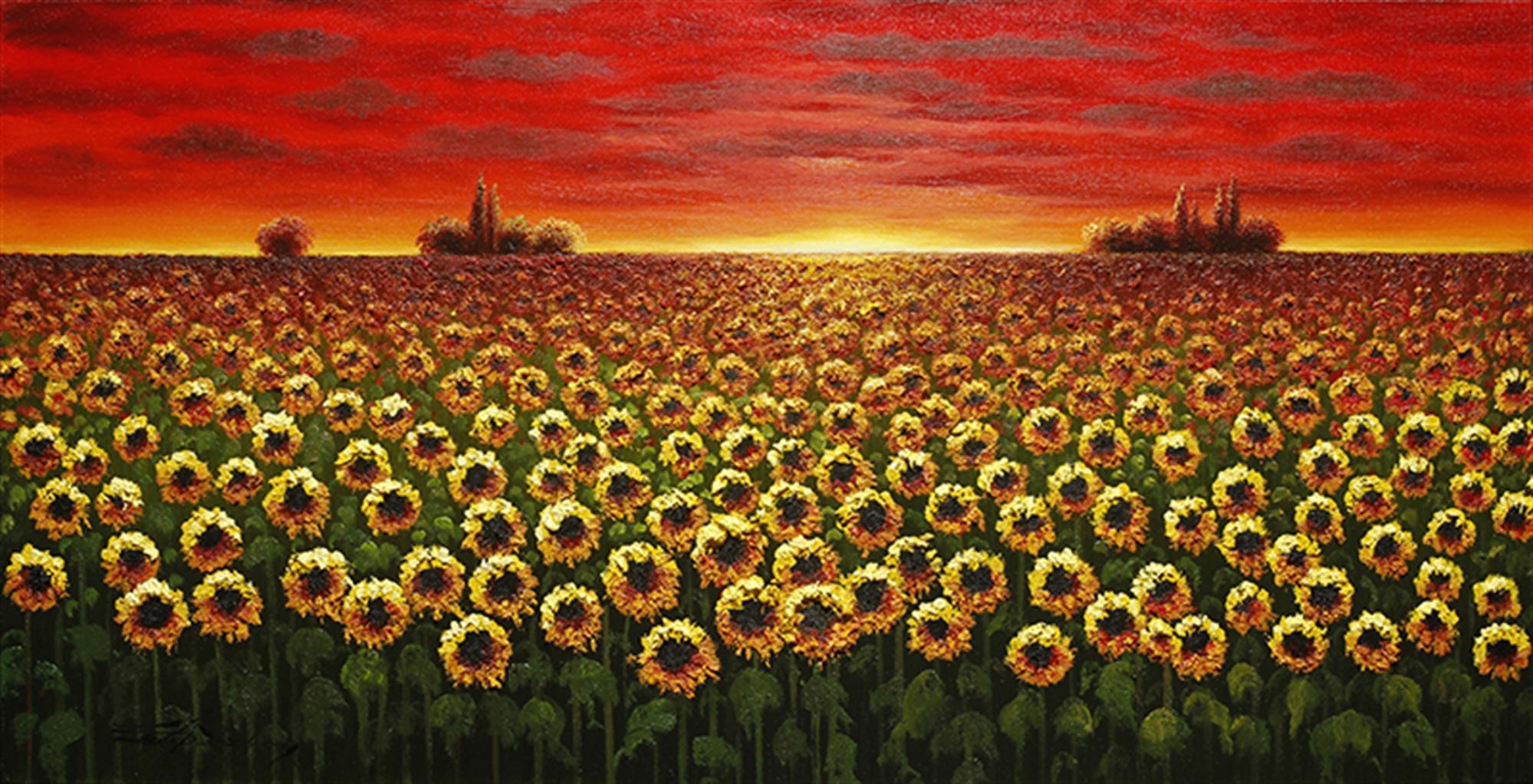 Soulful Skies by Mario Jung