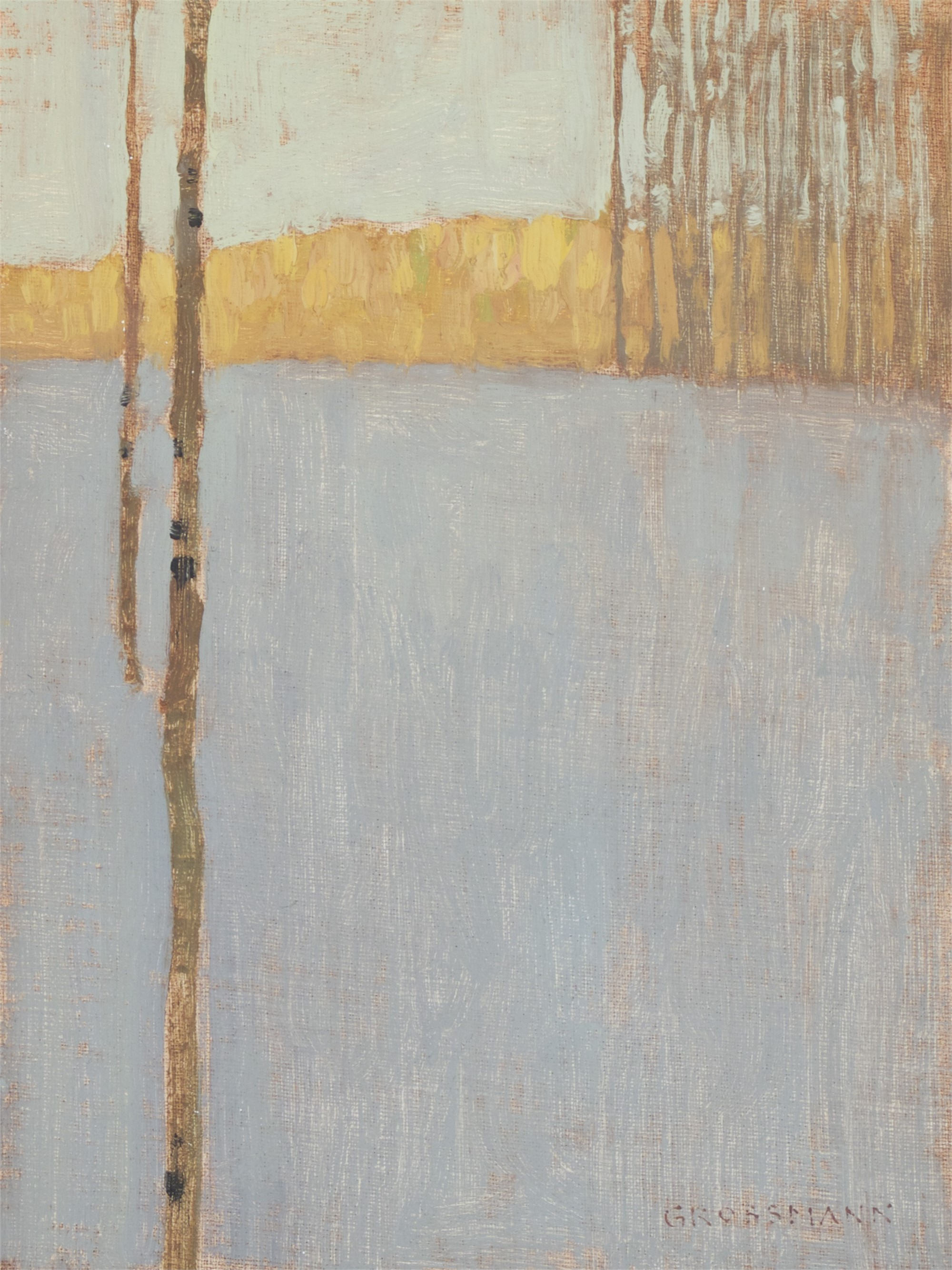 Open Winter Spaces by David Grossmann