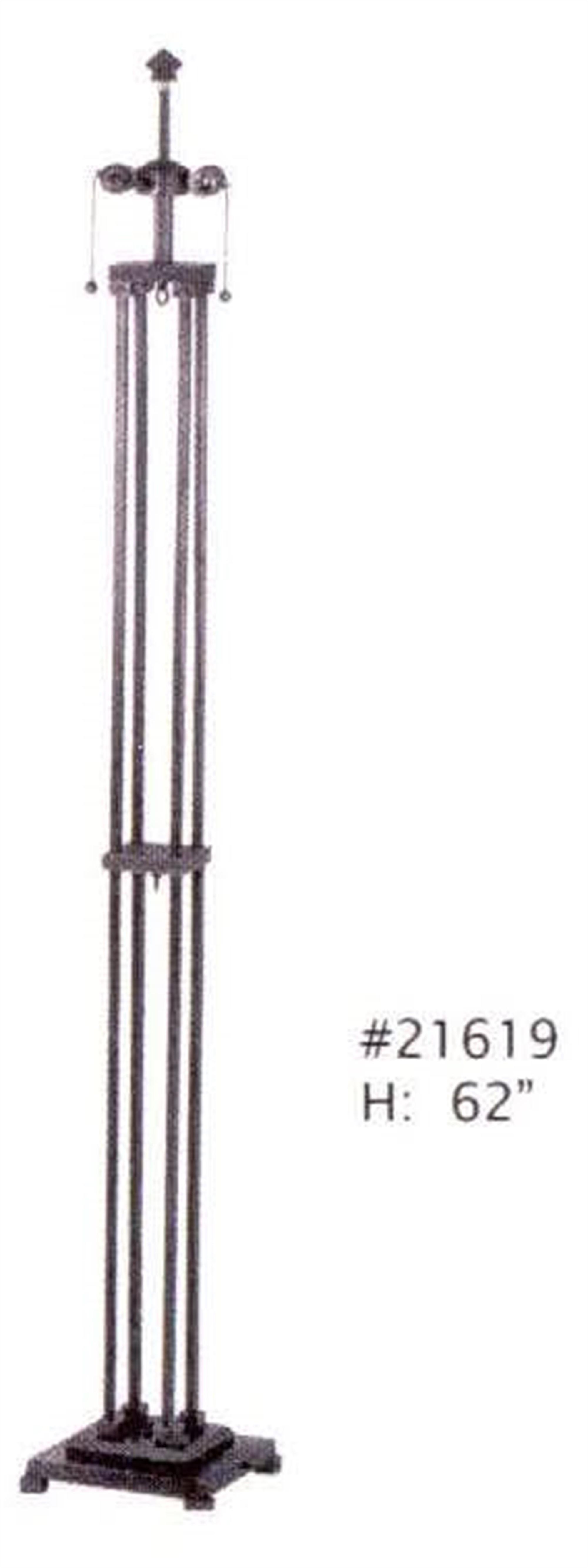 Lamp-Floor #16 - PO by Jamie Barthel