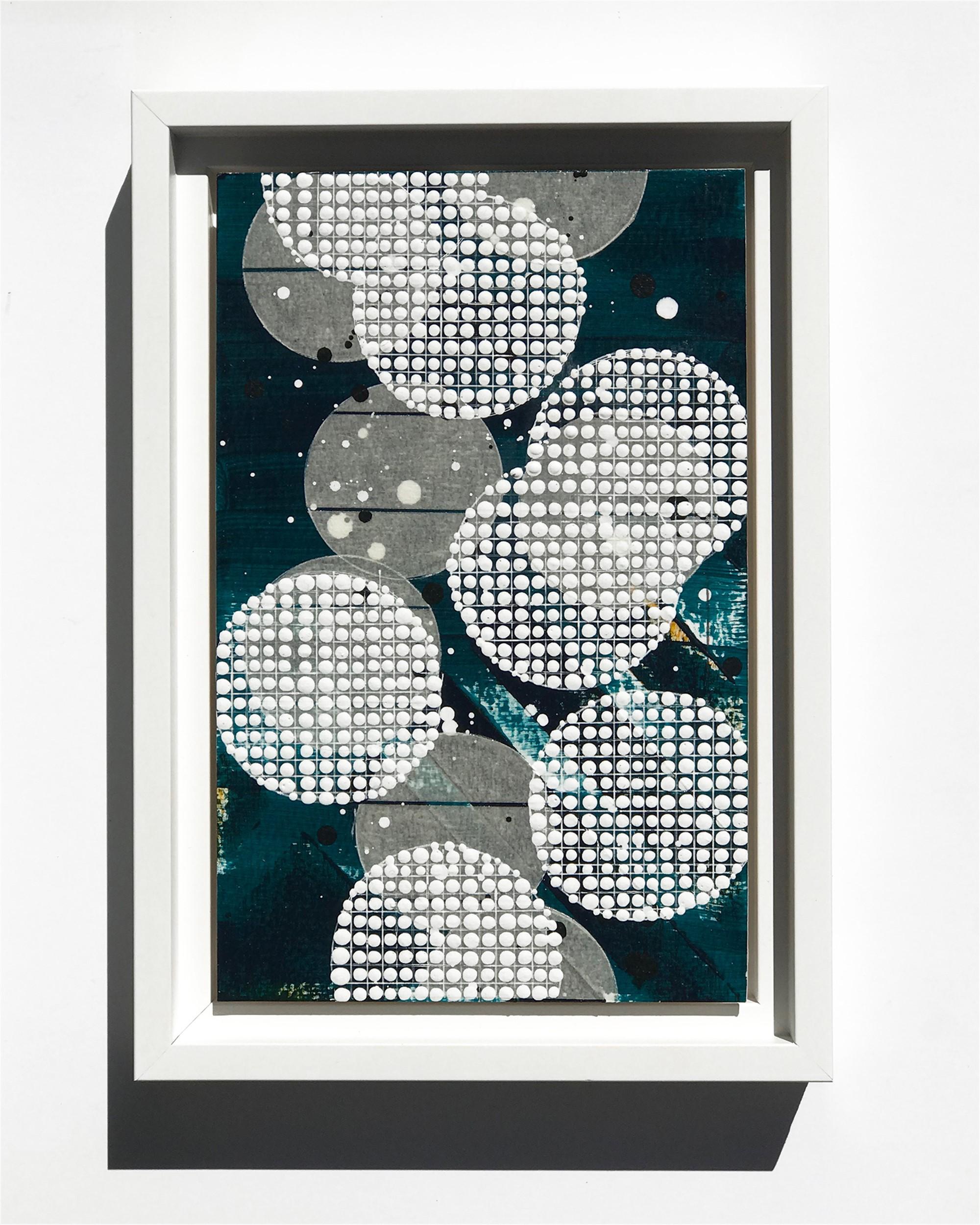 Lantern Cascade, Study No.82 by Nina Tichava