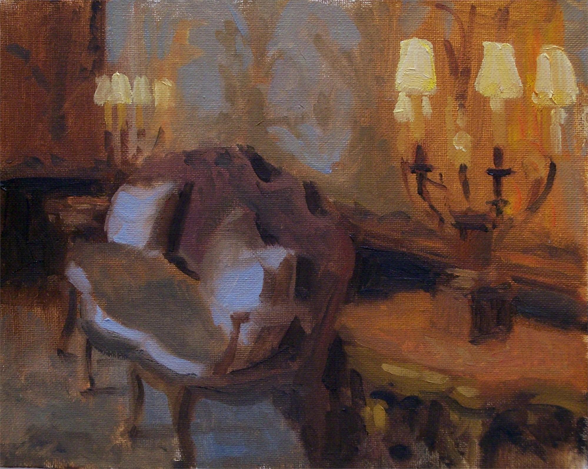 Elegant Interior by Joe Gyurcsak
