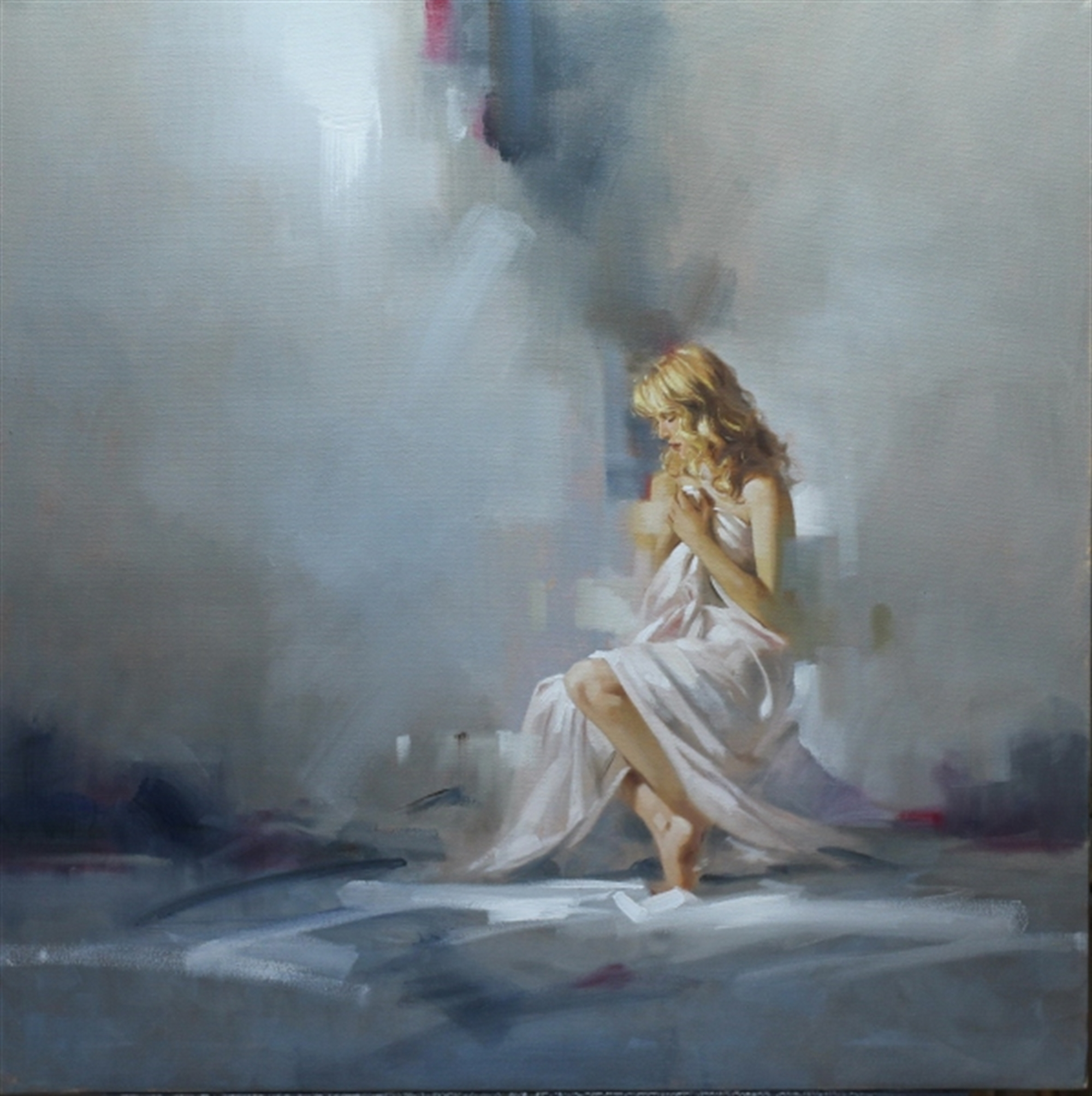 Moments of Serenity by Richard Johnson
