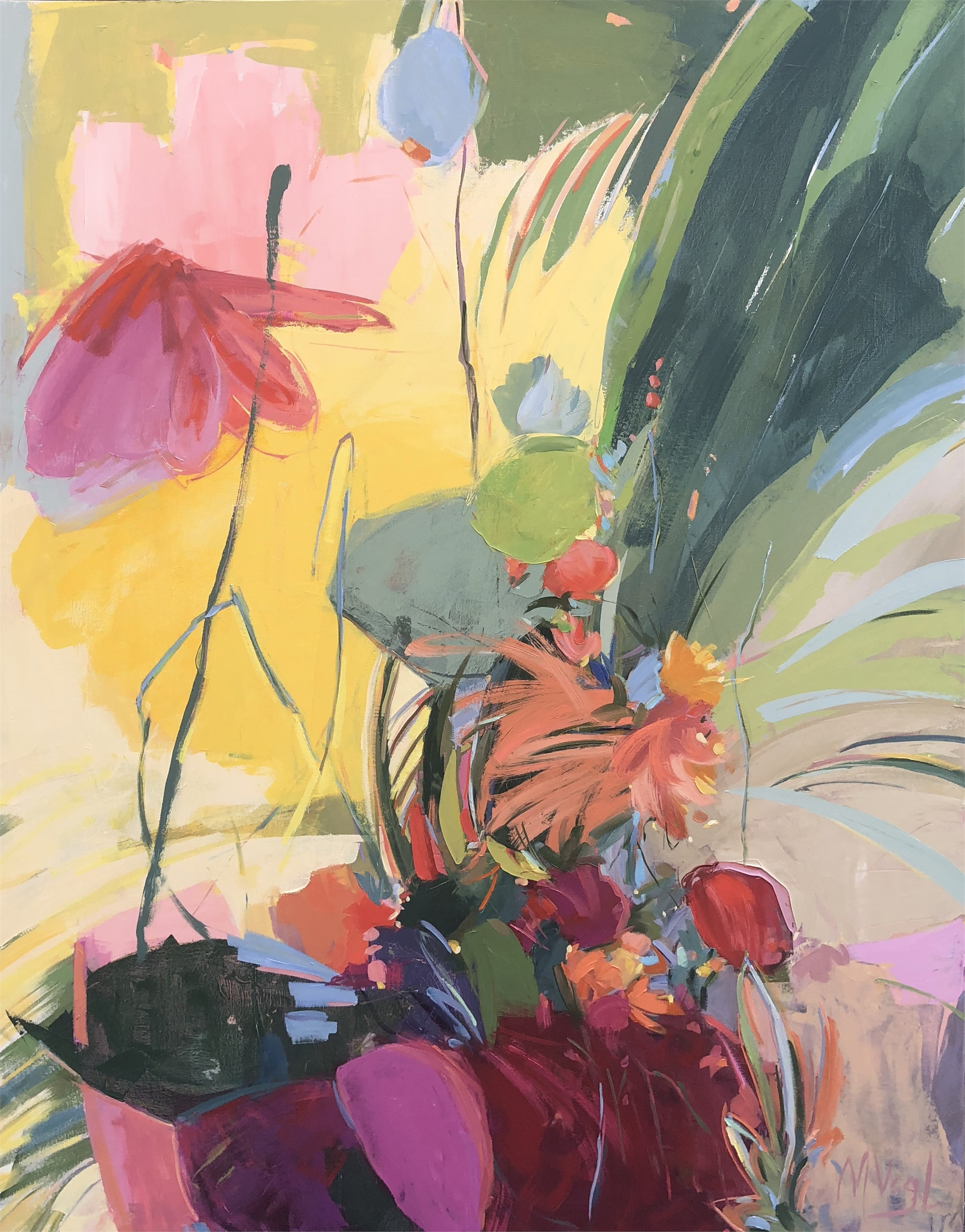 Garden of a Gypsy by Marissa Vogl