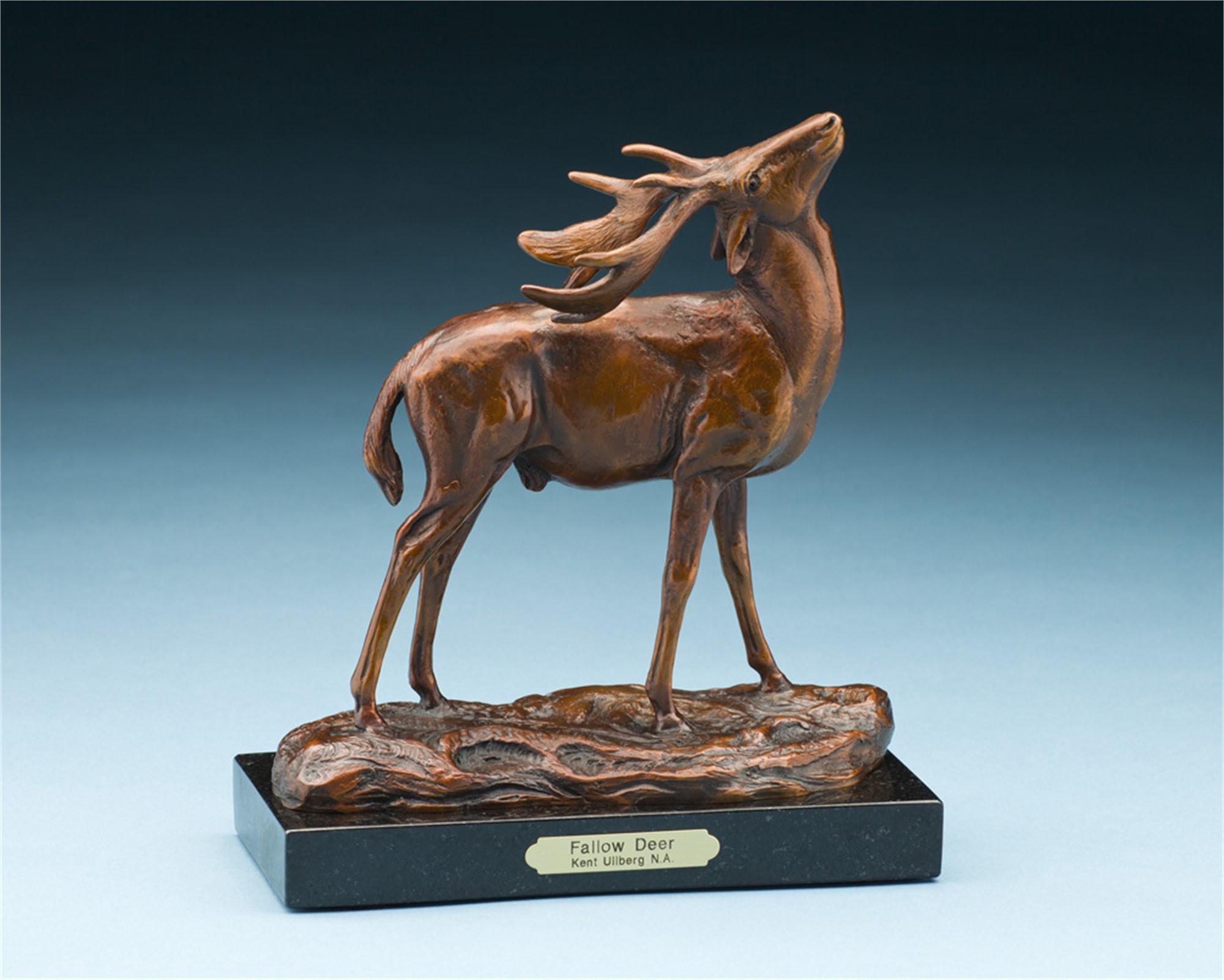 Fallow Deer by Kent Ullberg