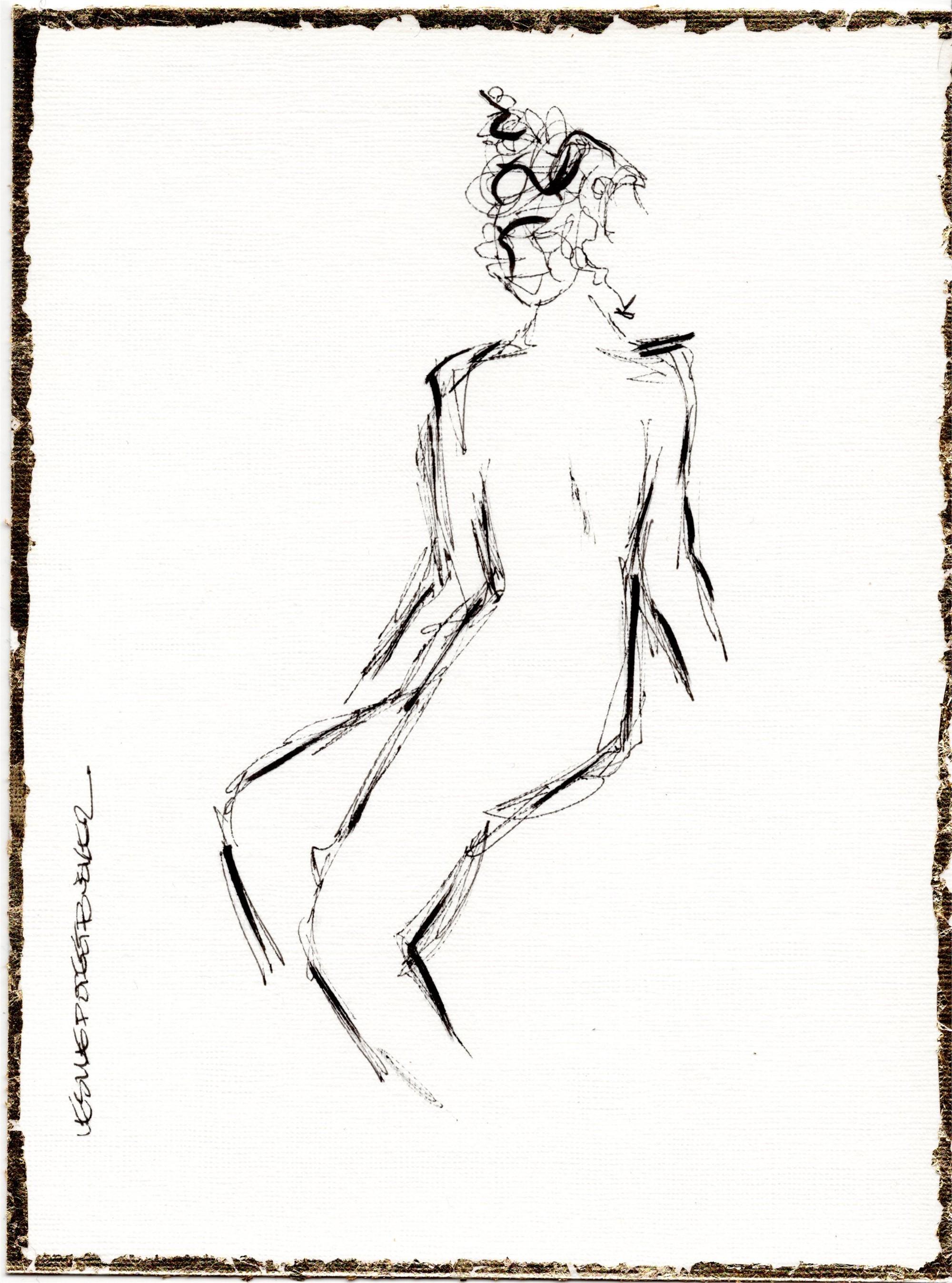 Figure No. 52 by Leslie Poteet Busker