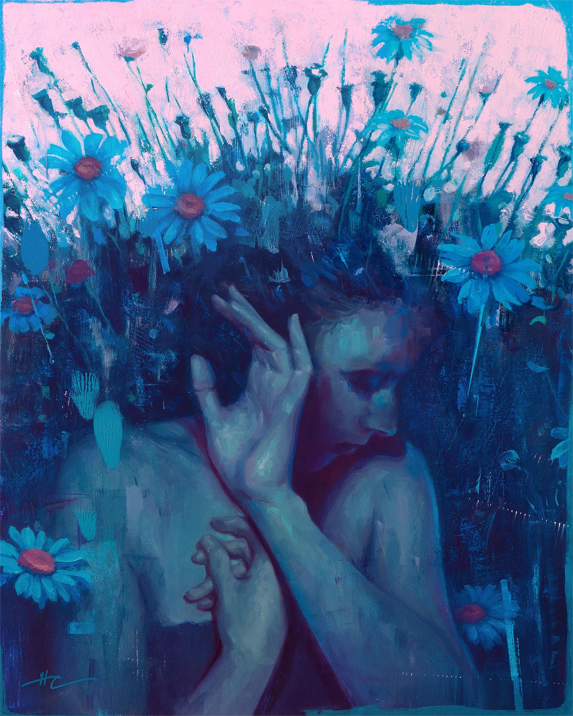 Undergrowth by Hilary Clarcq