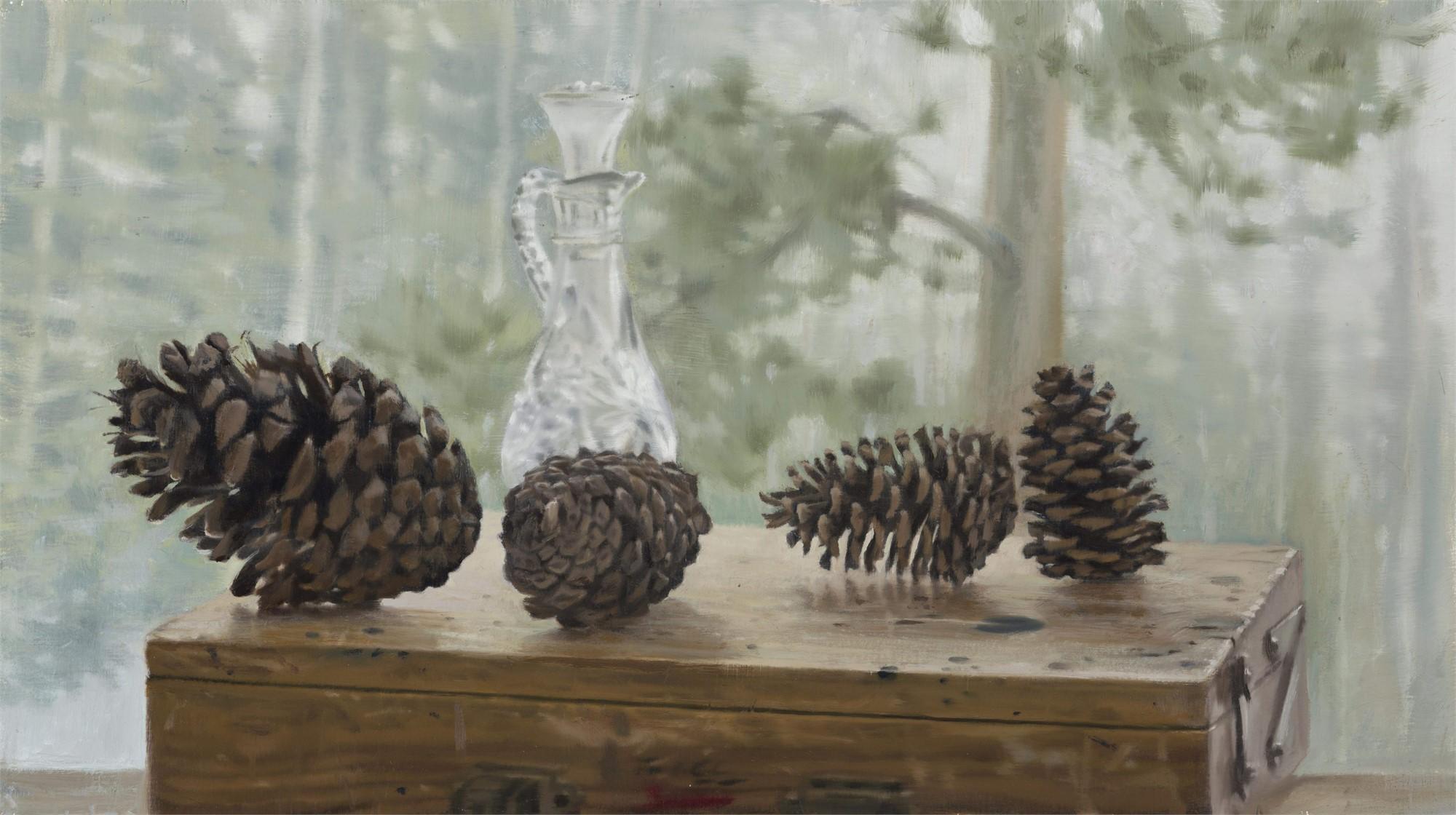 Pine Cones by Gregory Block